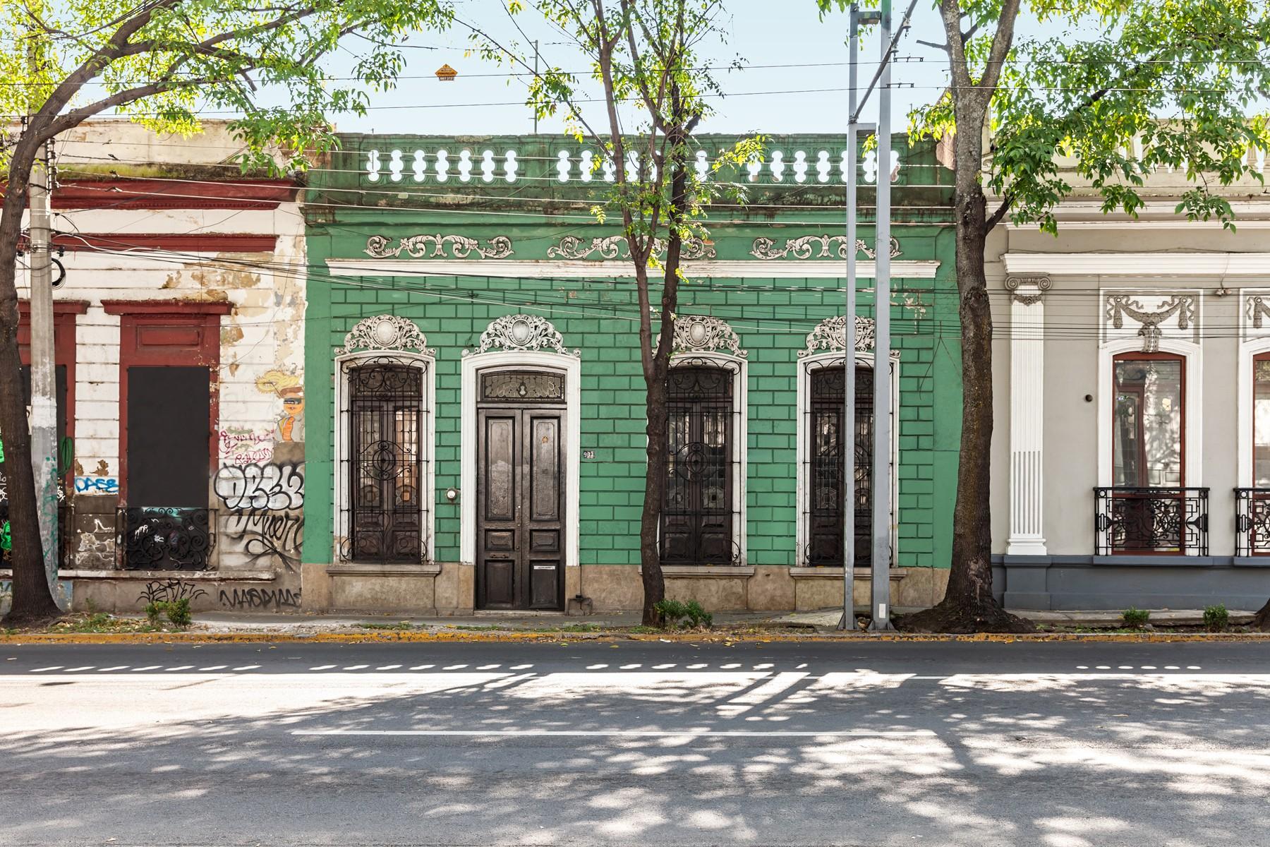 Single Family Homes 용 매매 에 Casa Hidalgo, en Centro Histórico, Guadalajara Hidalgo 931 Guadalajara, Jalisco 44100 멕시코