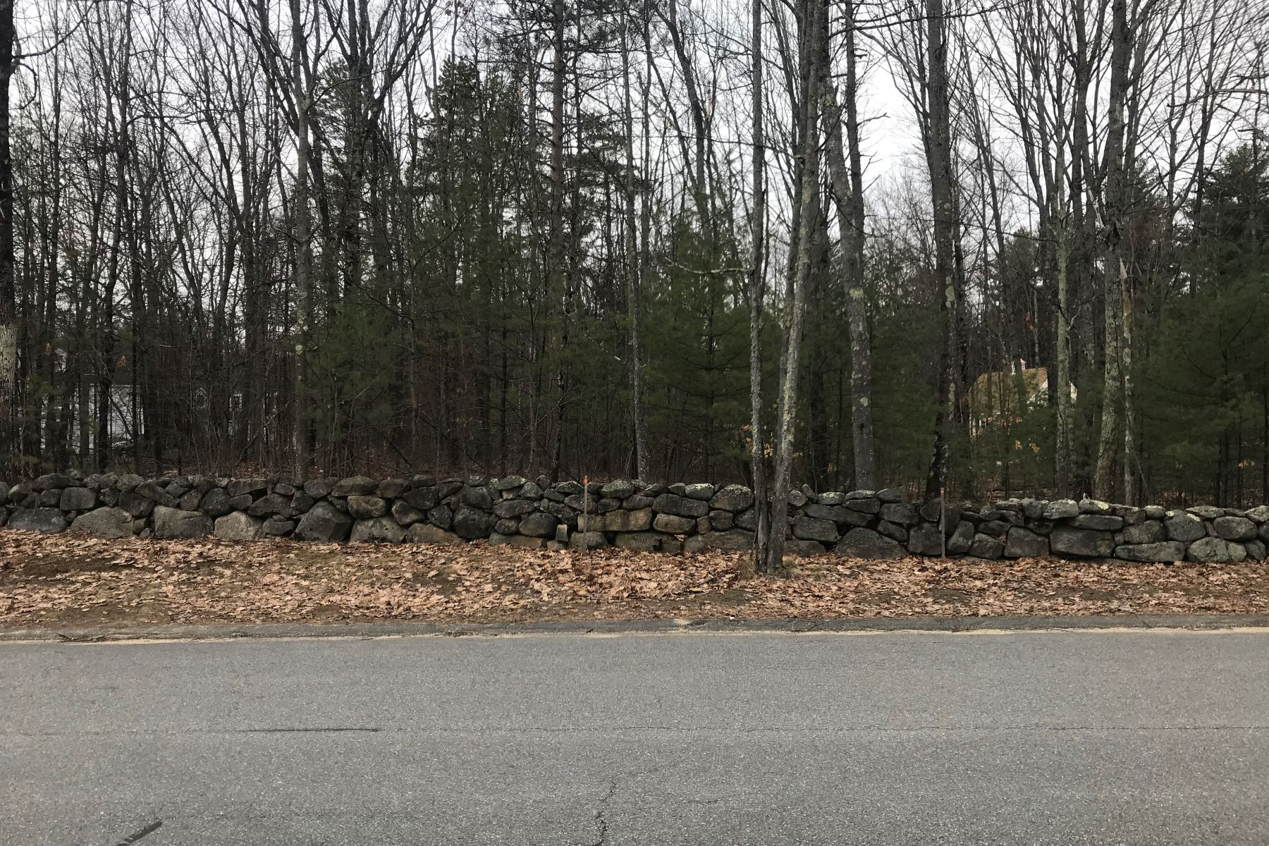 Land for Sale at Great Building Lot in Bedford Lot 7-9 Perry Road Bedford, New Hampshire 03110 United States