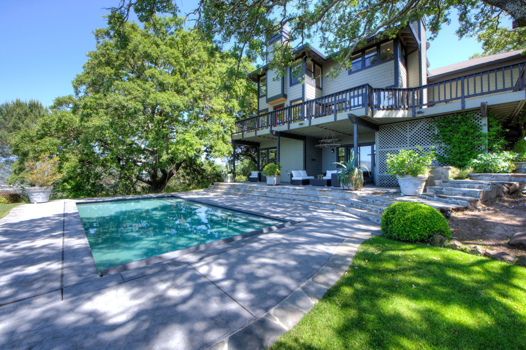 Single Family Home for Sale at Top of the World Views in Southern Novato 792 Rowland Boulevard Novato, California 94947 United States
