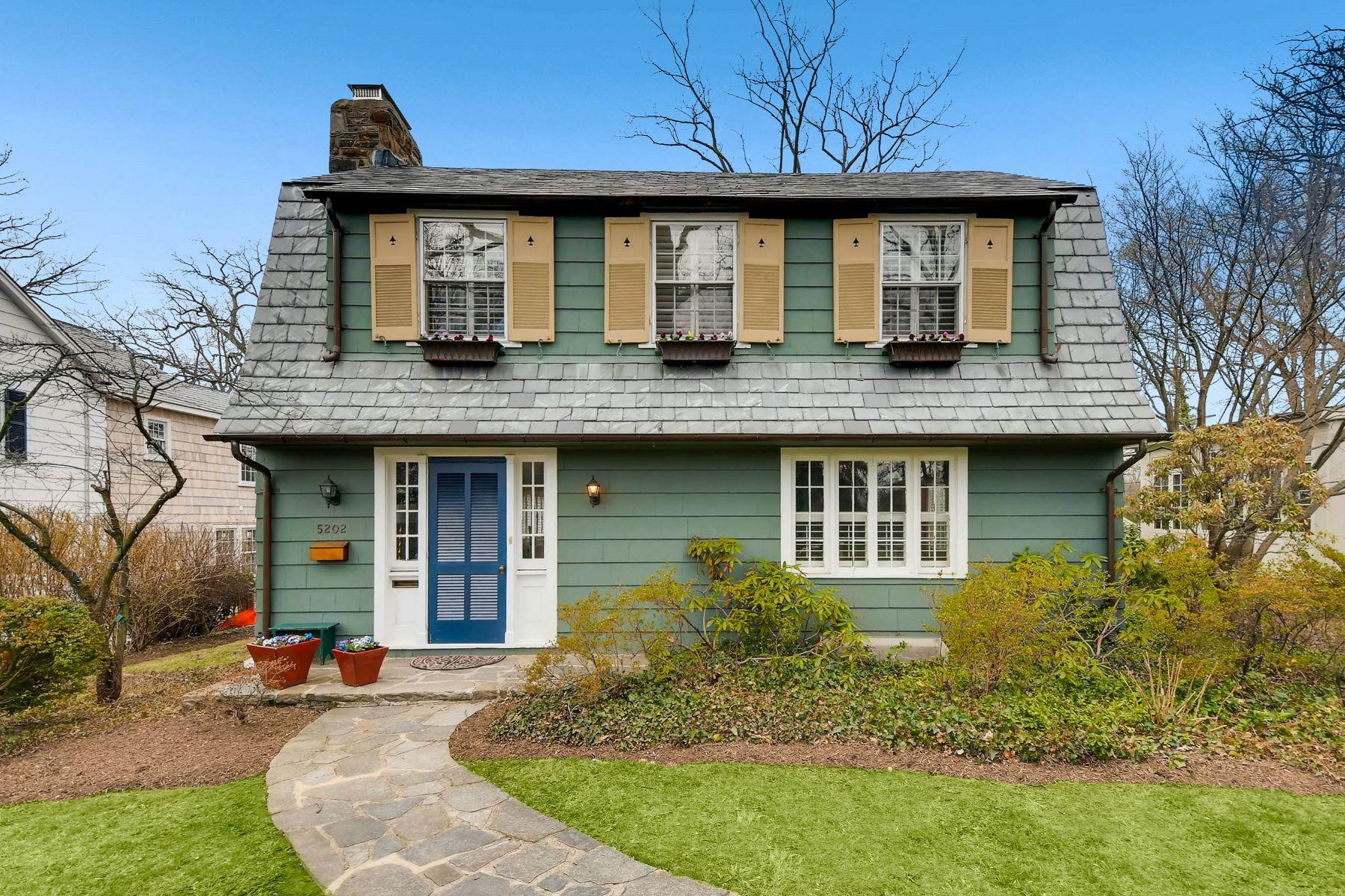 Частный односемейный дом для того Продажа на Homeland 5202 Tilbury Way, Homeland, Baltimore, Мэриленд, 21212 Соединенные Штаты