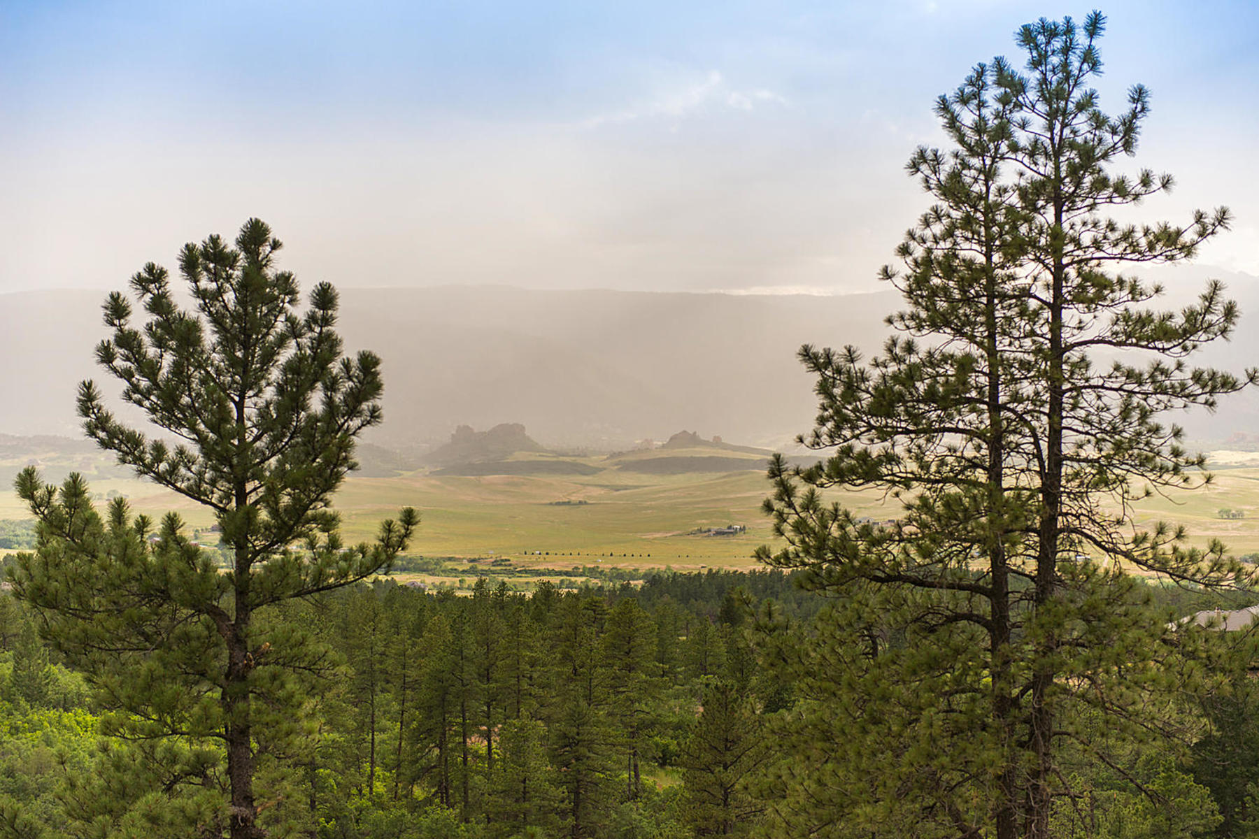 Additional photo for property listing at This is a rare opportunity to own a 35- acre piece of Dawson Butte with views of 5080 S Perry Park Rd Sedalia, Colorado 80135 United States