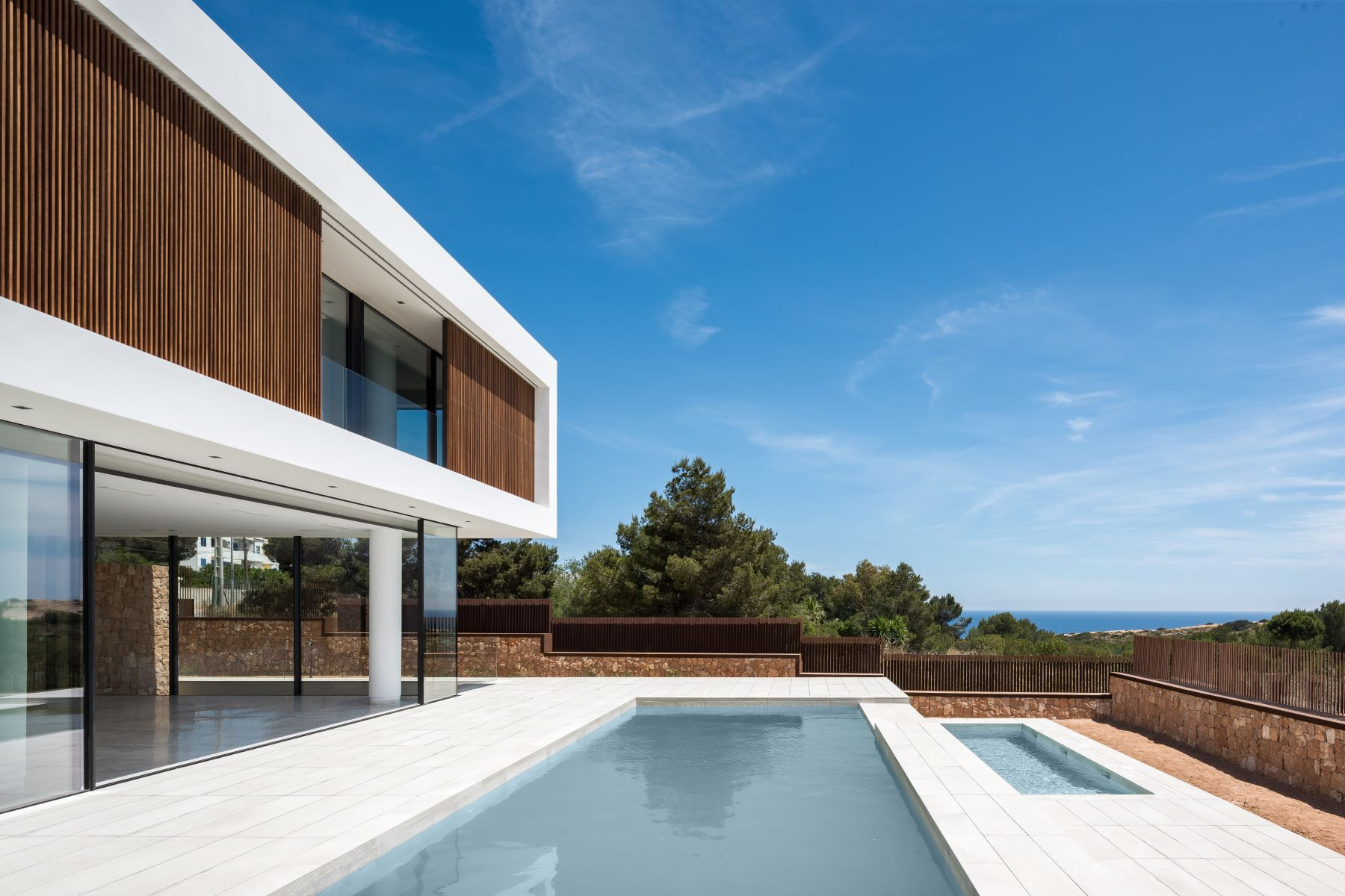 Maison unifamiliale pour l à vendre à Luxury New Built property With Sea View Ibiza, Ibiza, 07800 Espagne