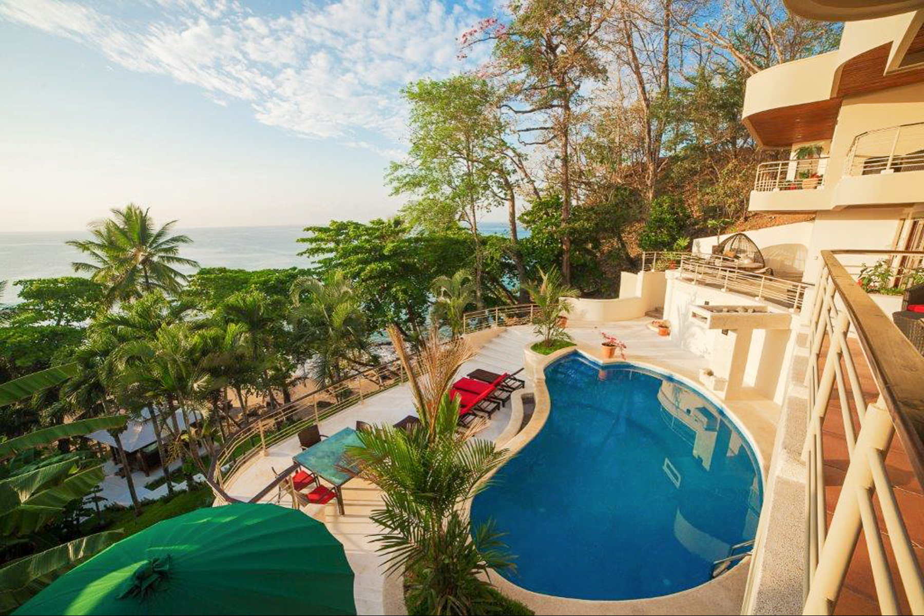 Terreno por un Venta en Oceanfront Luxury Villa Other Puntarenas, Puntarenas Costa Rica