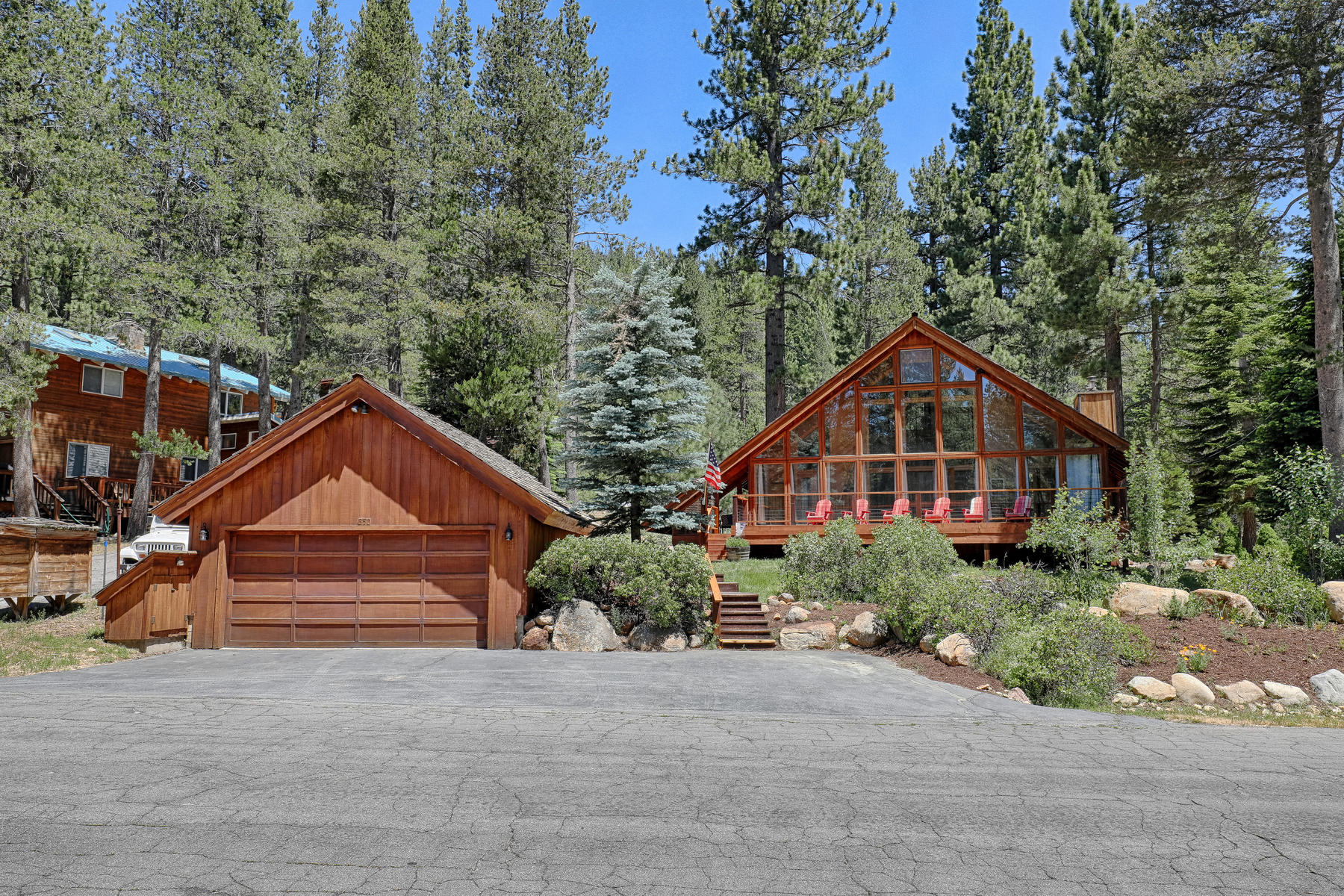 Additional photo for property listing at 350 Forest Glen Road, Olympic Valley CA 96146 350 Forest Glen Road Olympic Valley, California 96146 United States