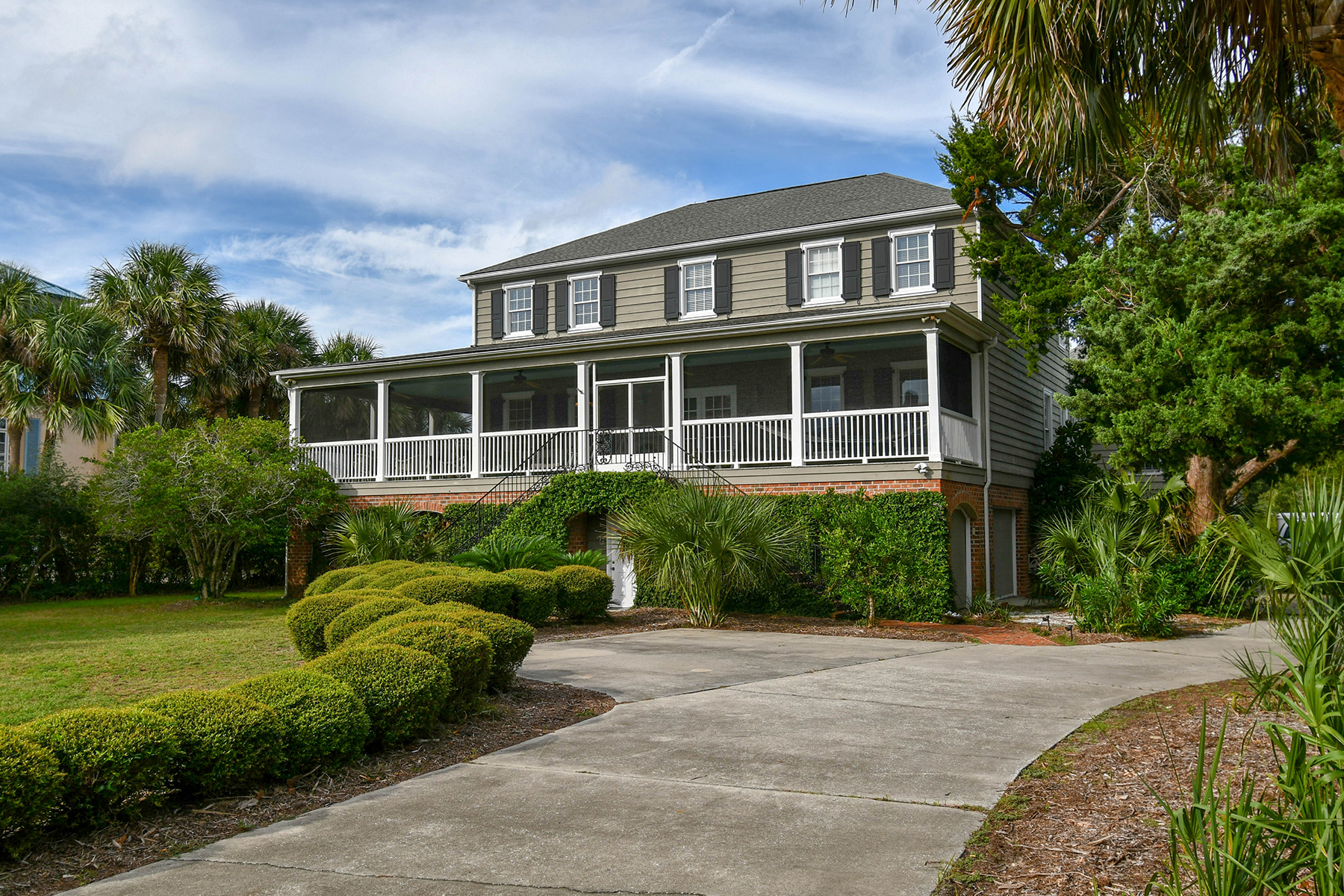 Single Family Homes for Active at 1182 DeBordieu Boulevard Georgetown, South Carolina 29440 United States