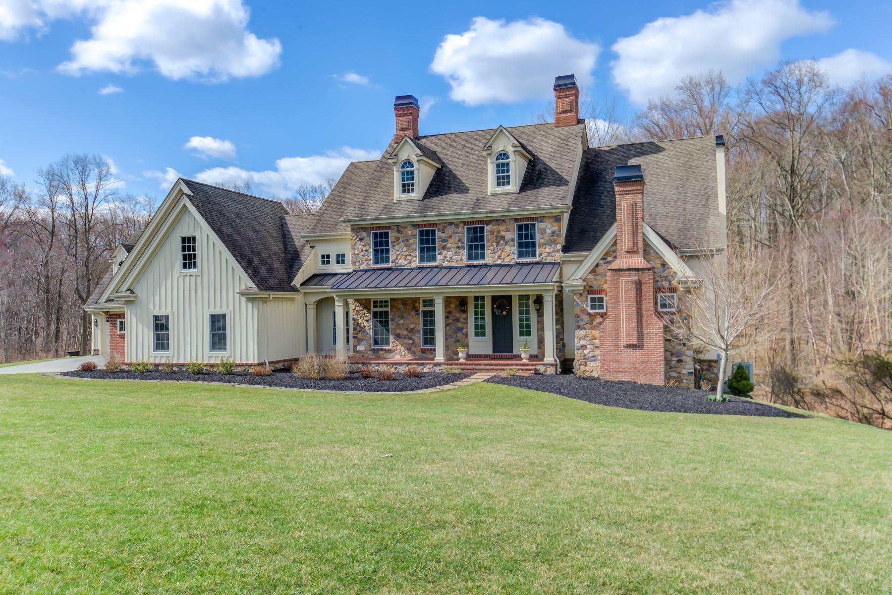 Частный односемейный дом для того Продажа на 212 Arrowwood Lane, Chadds Ford, PA 19317 Chadds Ford, Пенсильвания 19317 Соединенные Штаты