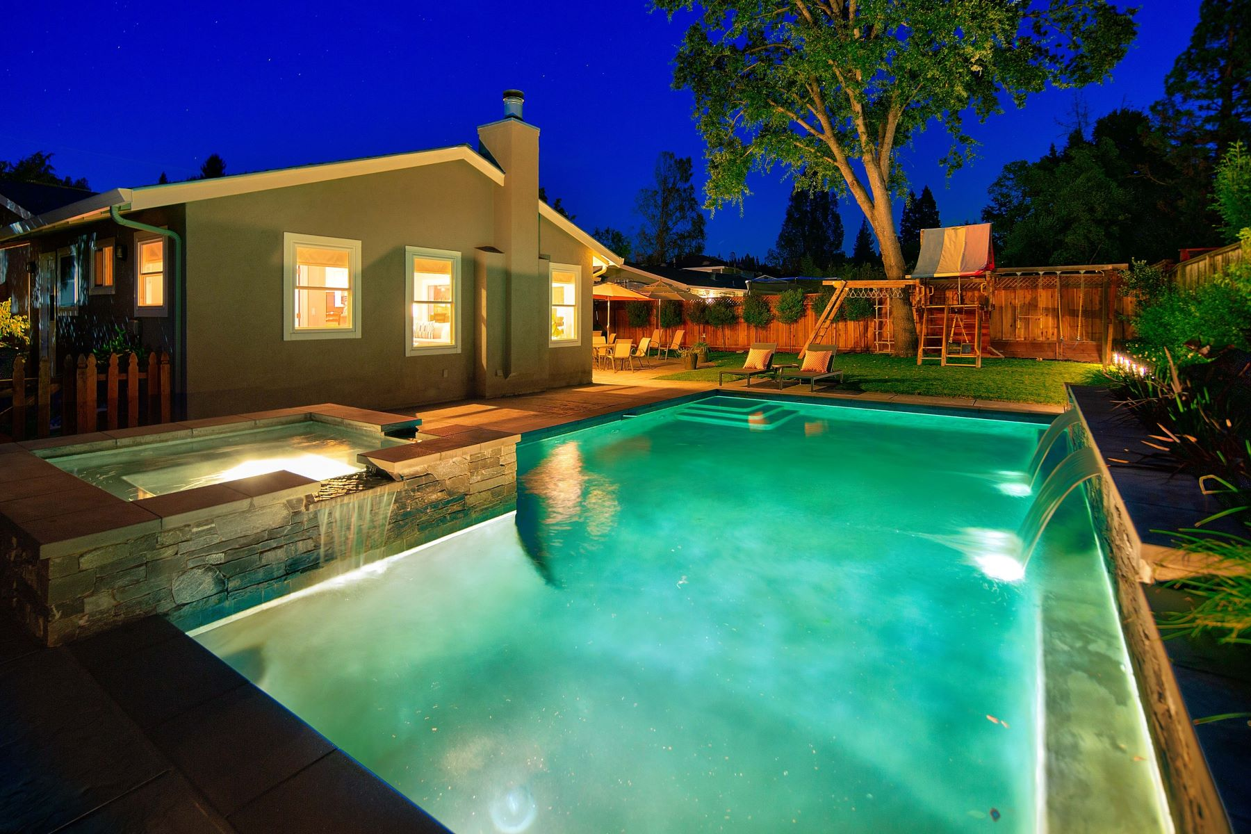 Single Family Homes for Sale at Updated Single Story With Pool 264 Gil Blas Road Danville, California 94526 United States
