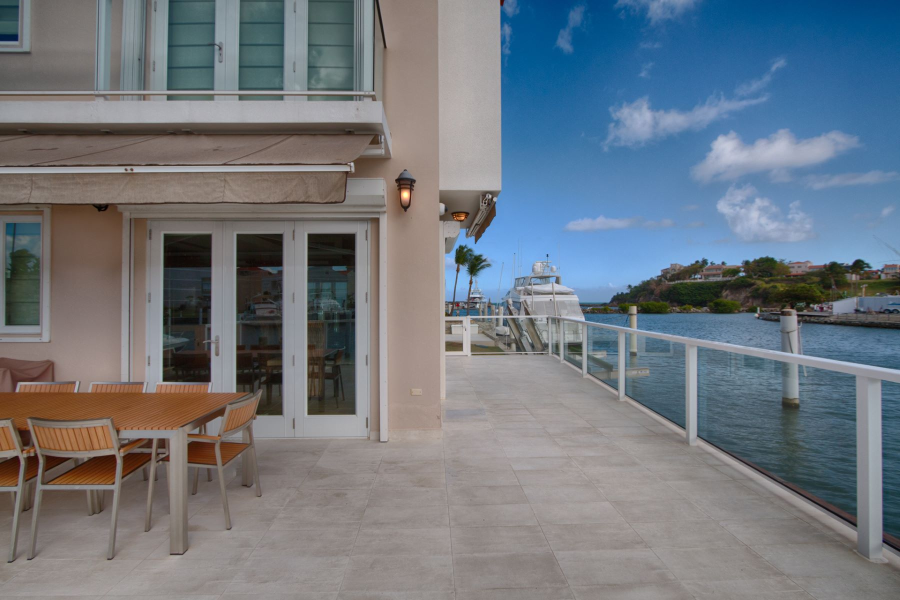 Additional photo for property listing at Modern Spanish Villa on the Water 40 Isla San Miguel Palmas Del Mar, Puerto Rico 00791 Puerto Rico