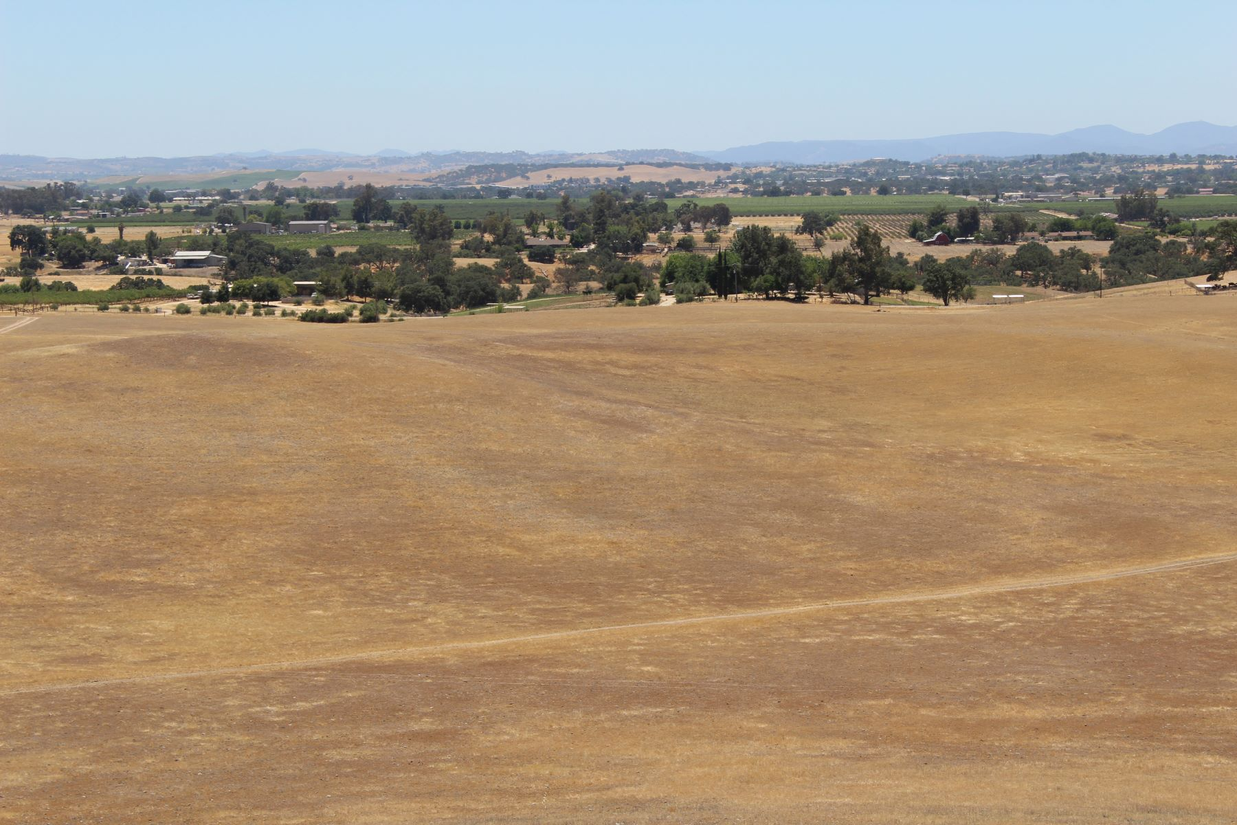 Land for Sale at Panoramic Views of Vineyards on this 82.97± Acres Wellsona Road, Parcel 2 Paso Robles, California 93446 United States