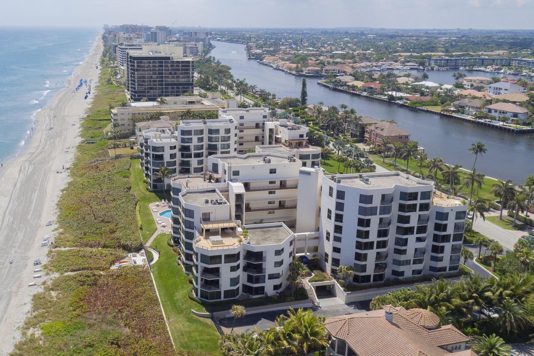 Townhouse for Active at 2565 S Ocean Blvd , 209n, Highland Beach, FL 33487 2565 S Ocean Blvd 209n Highland Beach, Florida 33487 United States