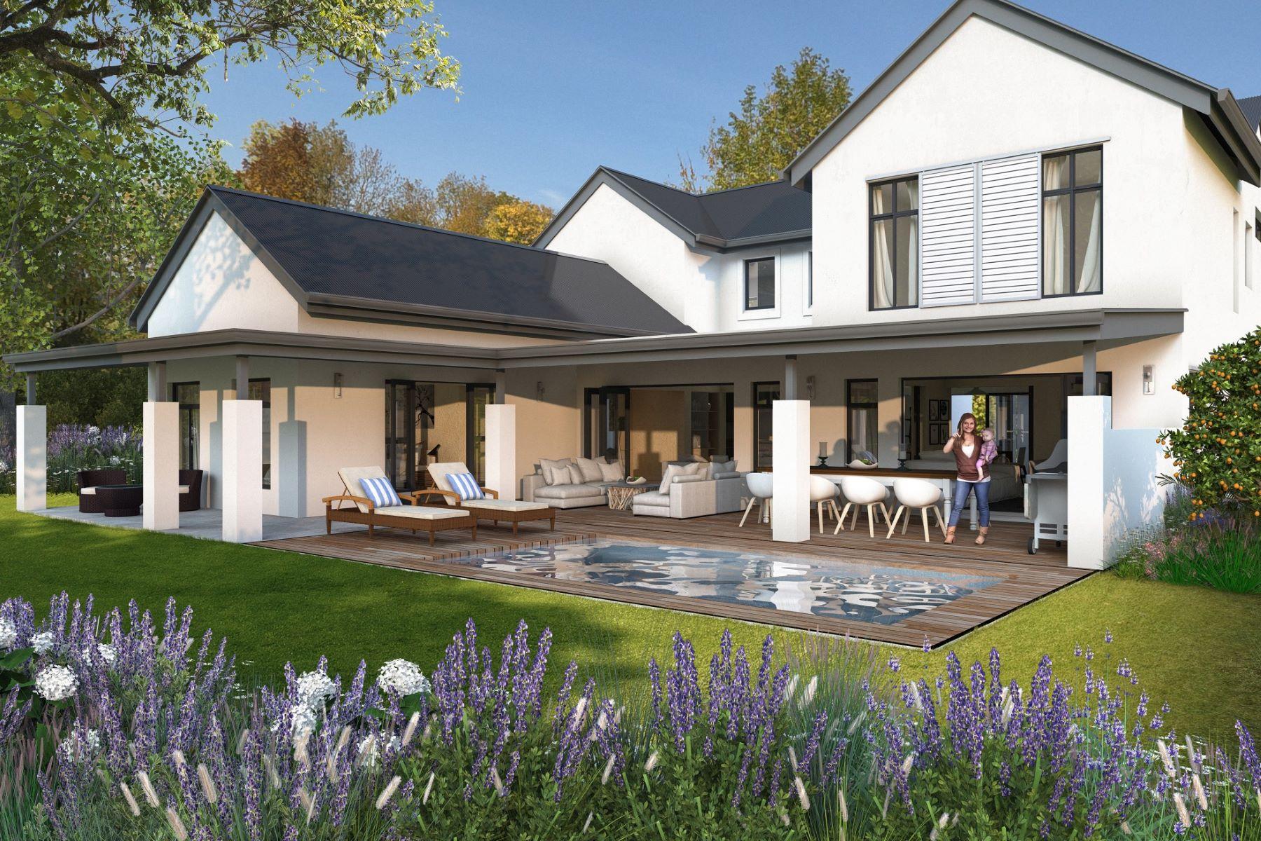 一戸建て のために 売買 アット Devonvale Golf & Wine Estate Phase 2 Devonvale Golf & Wine Estate Devon Valley Stellenbosch, 西ケープ, 7600 南アフリカ