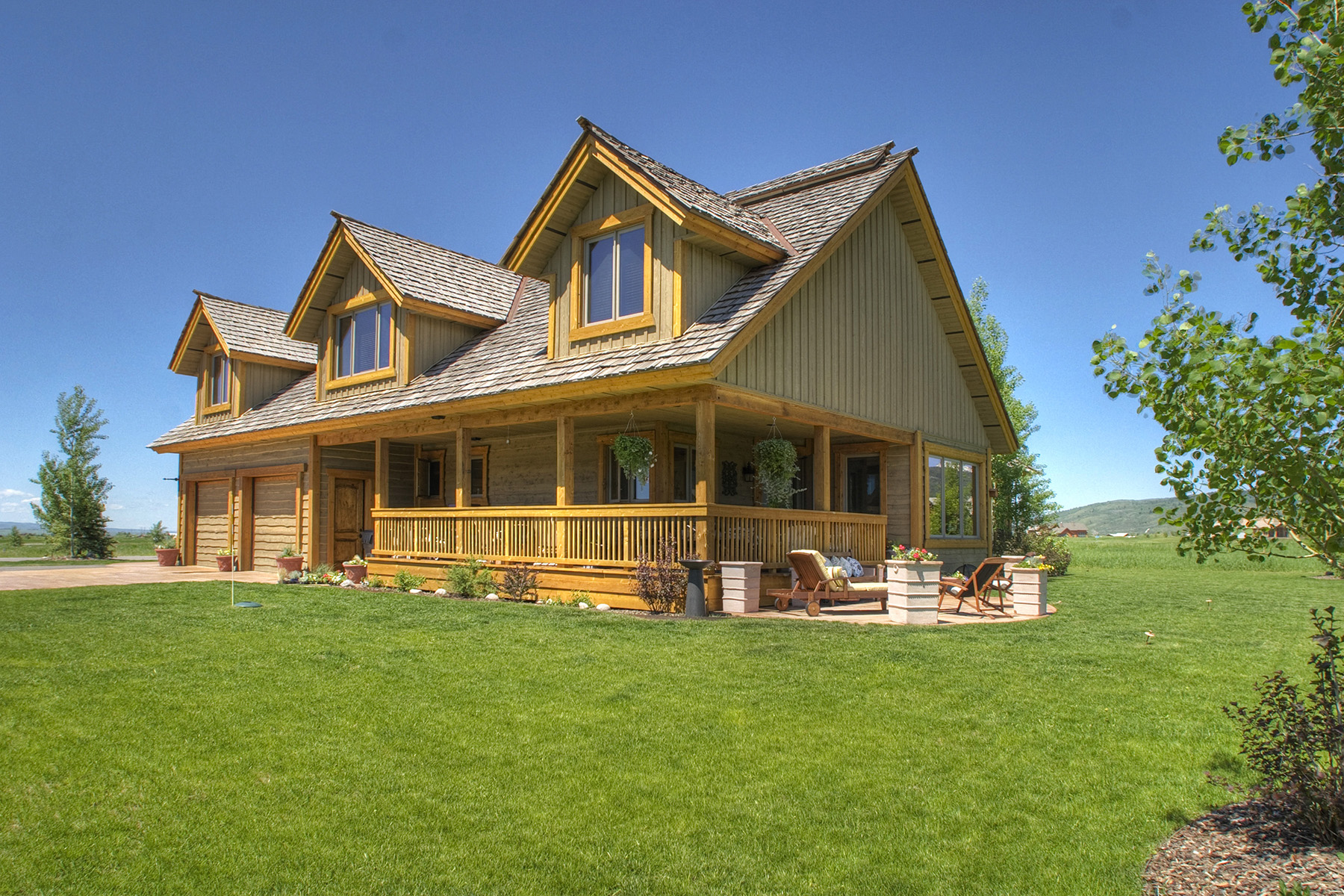 Single Family Home for Sale at Gorgeous Home in Executive Golf Course 17 Cold Springs Victor, Idaho 83455 United States
