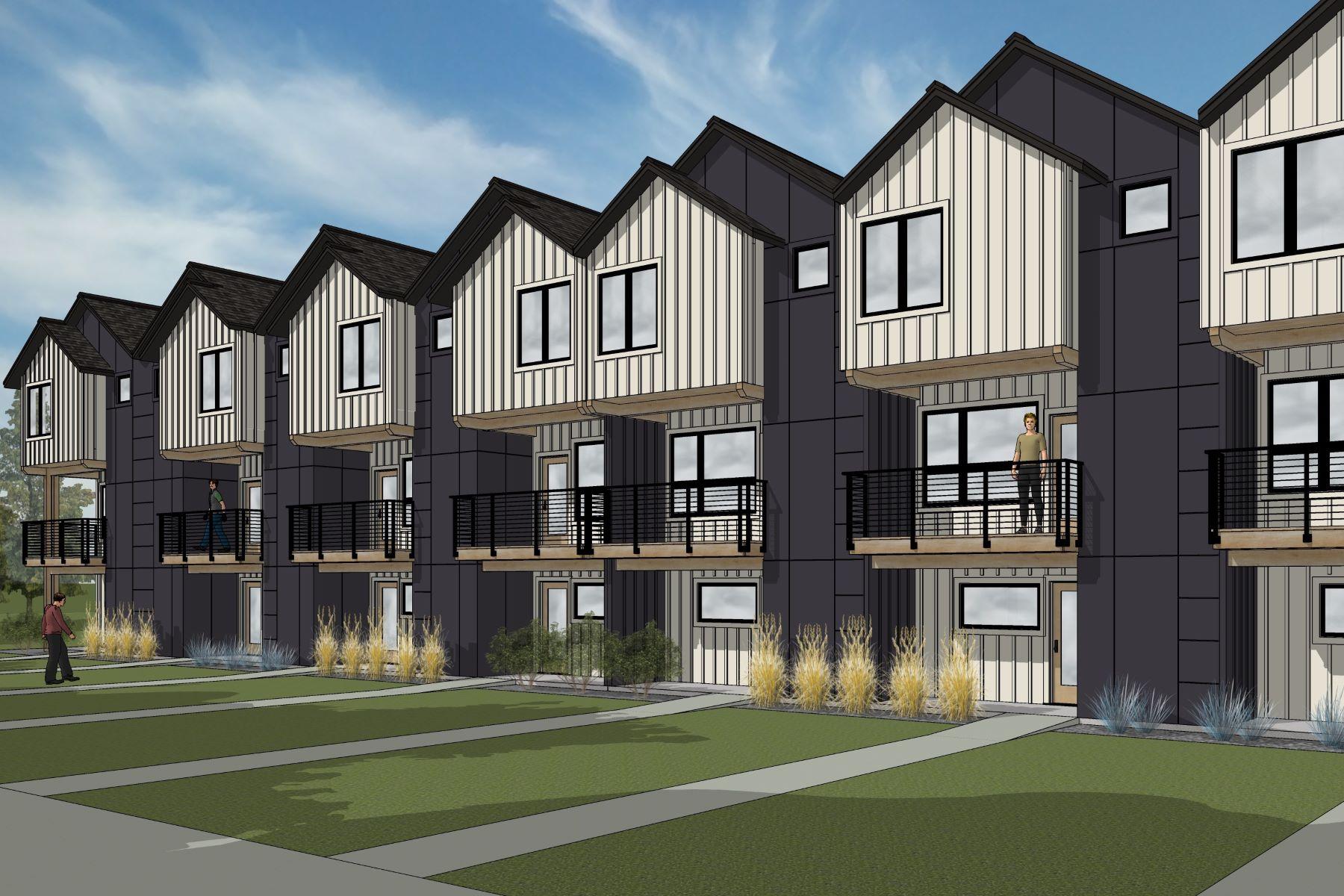 townhouses für Verkauf beim Missoula, Montana 59801 Vereinigte Staaten