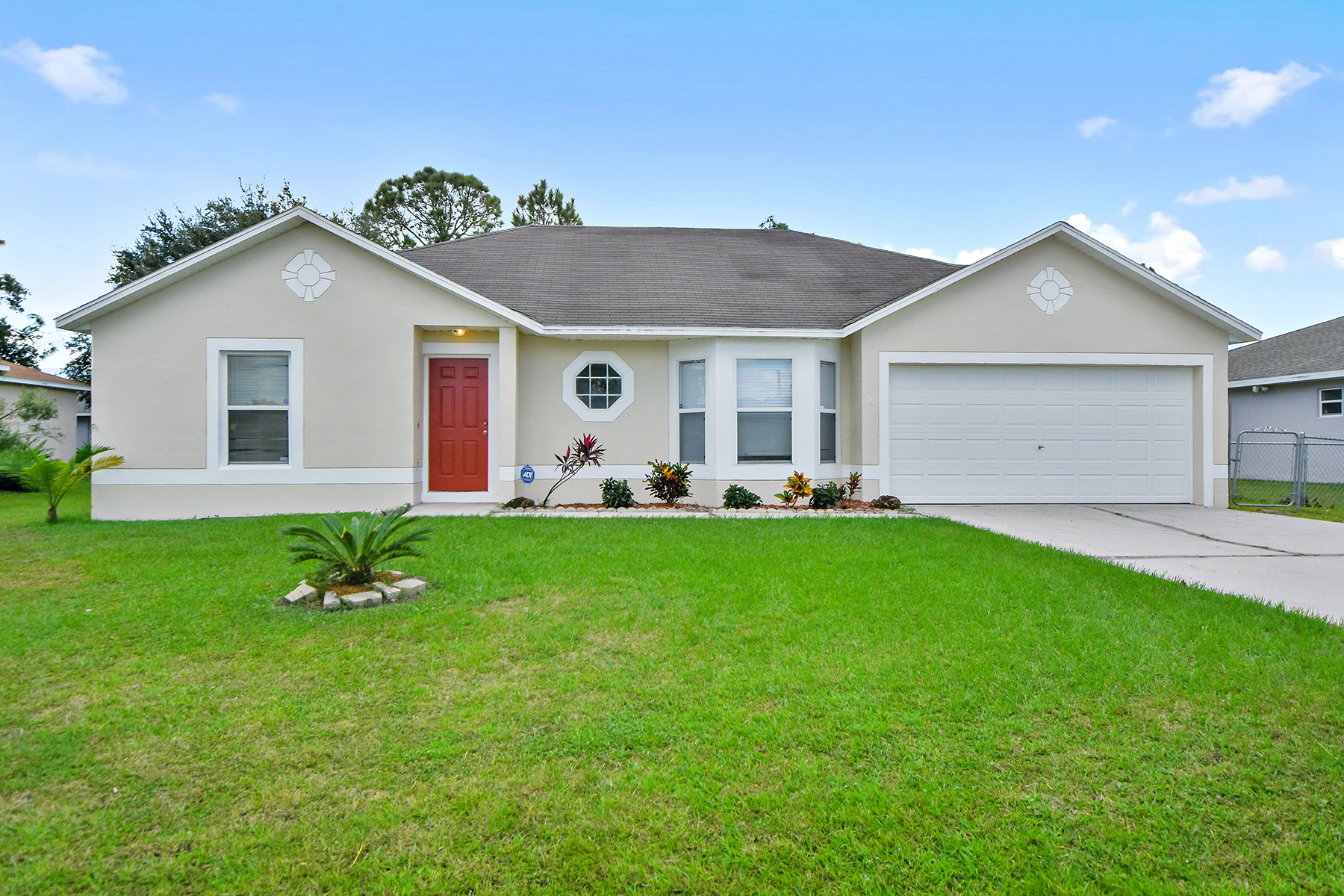 Single Family Homes for Sale at POINCIANA-ORLANDO 720 Parrot Ct Poinciana, Florida 34759 United States