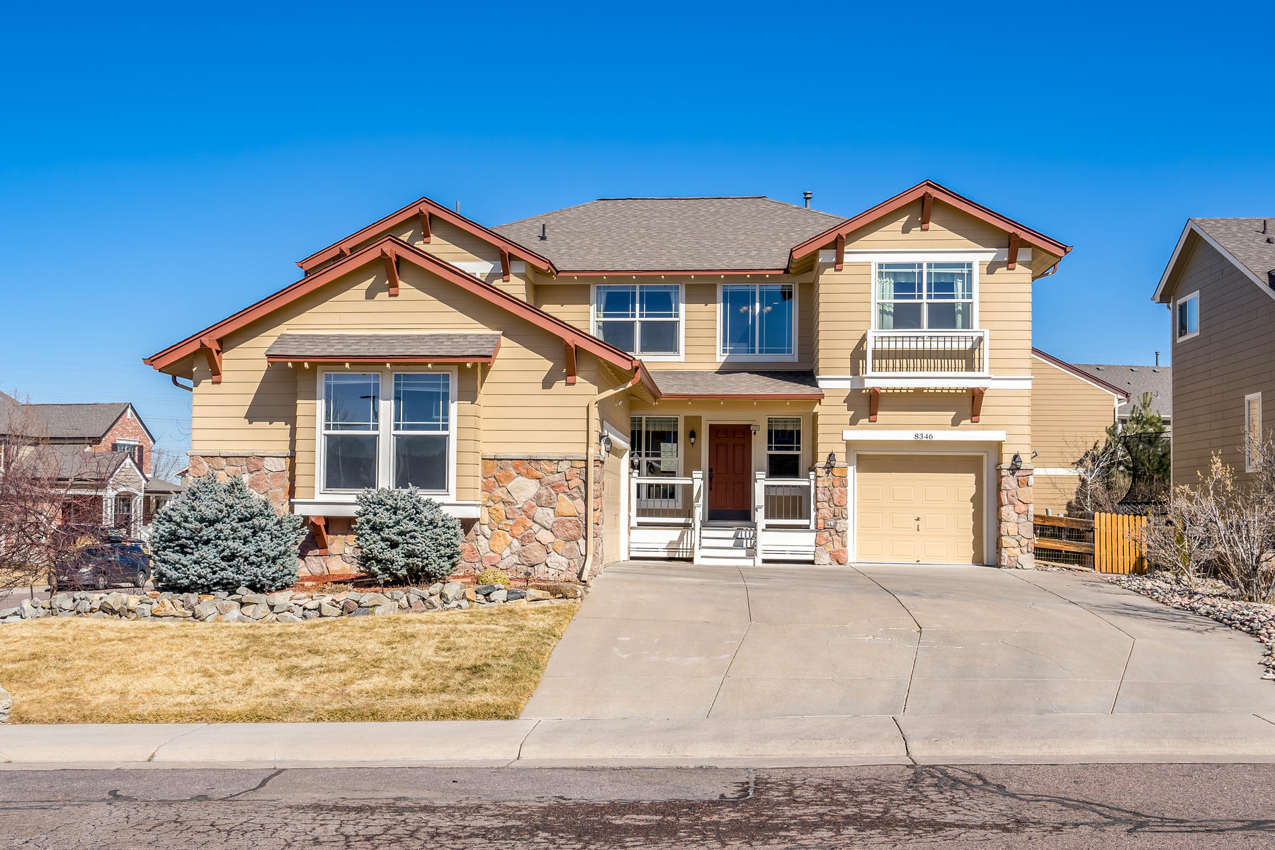 Single Family Home for Active at Castle Pines at it's best! 8346 Briar Haven Ct Castle Pines, Colorado 80108 United States