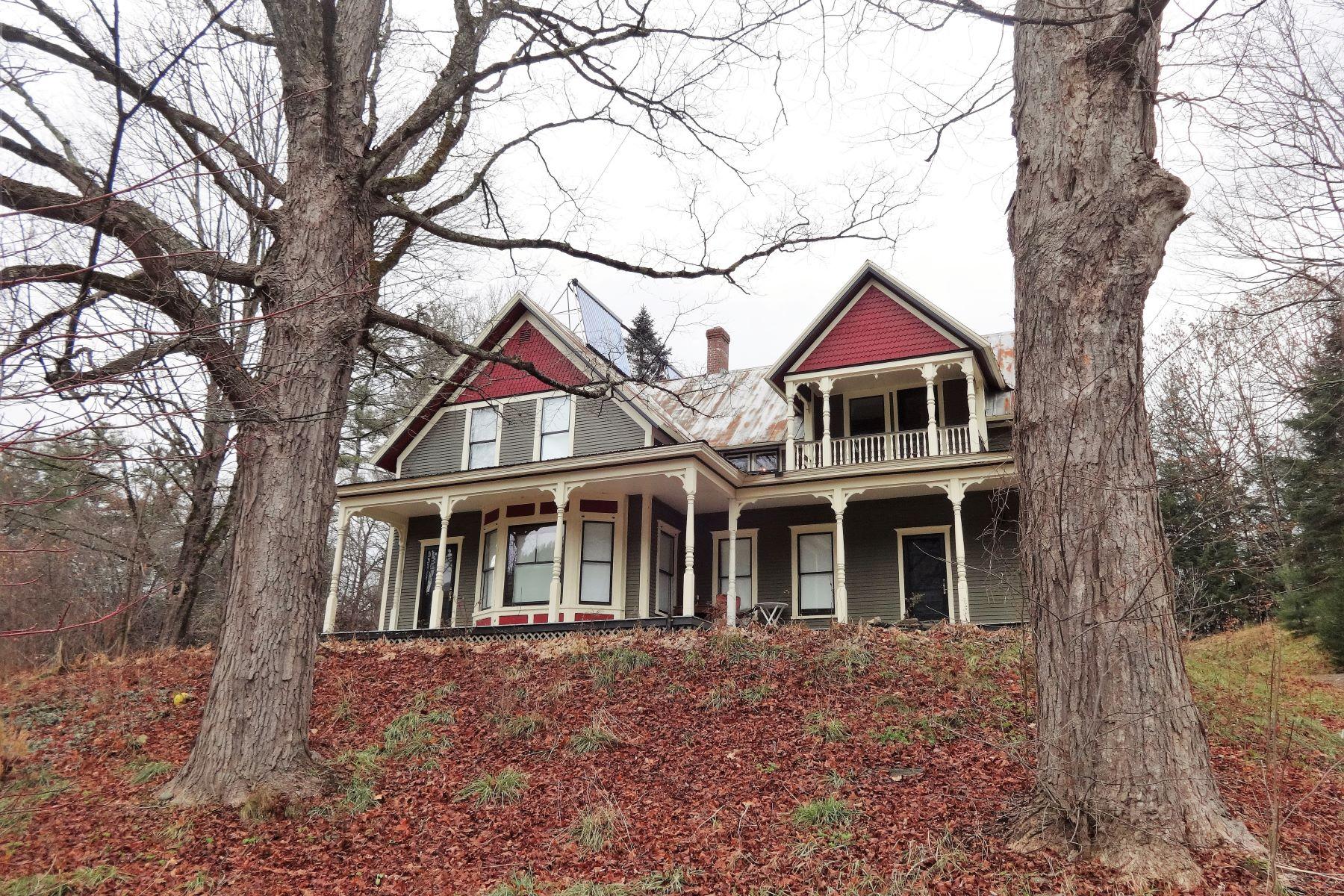 واحد منزل الأسرة للـ Sale في 173 Sand Hill, Bethel Bethel, Vermont, 05032 United States