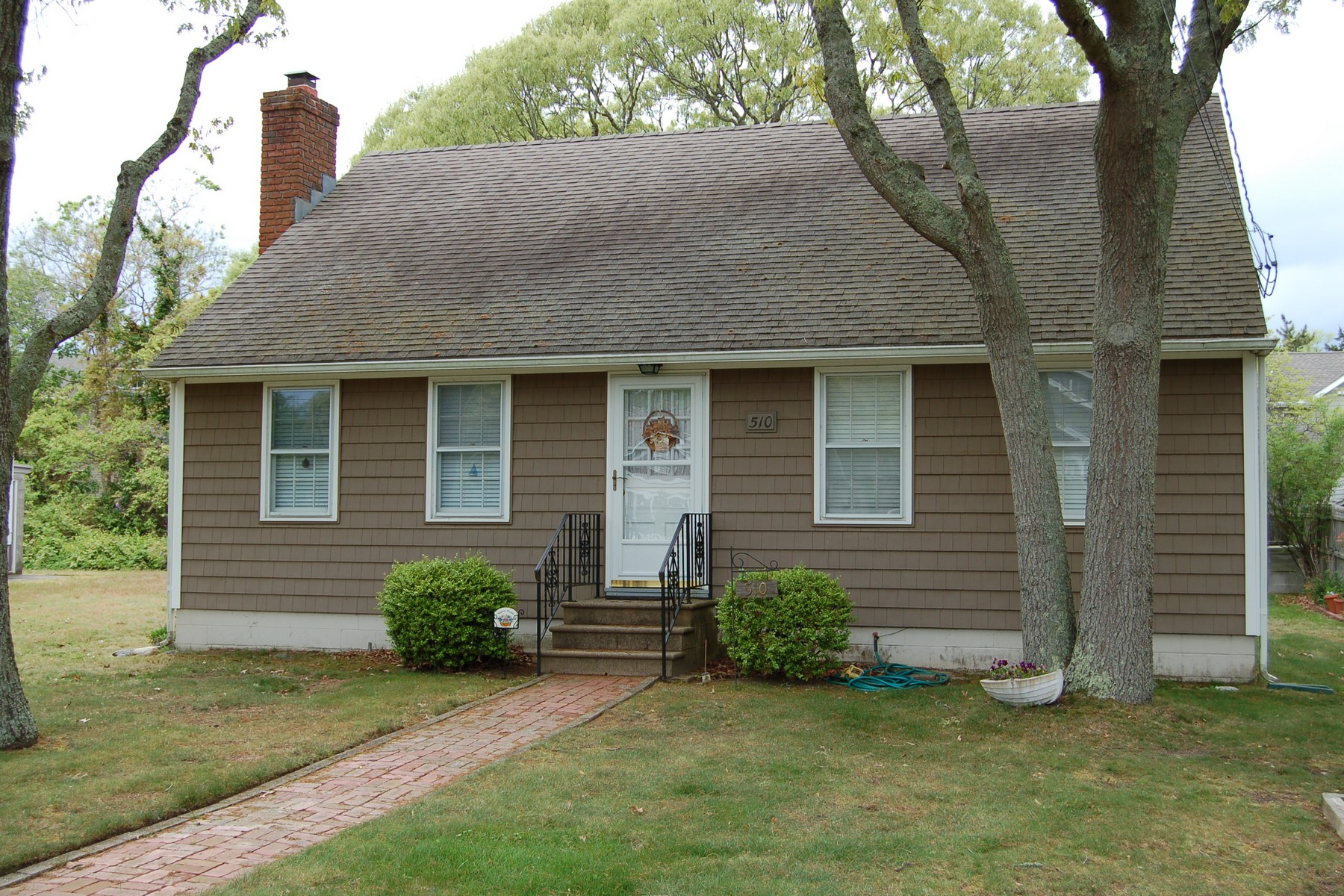 Single Family Home for Sale at Cape May Point Home 510 Cape Avenue Cape May Point, New Jersey 08212 United States