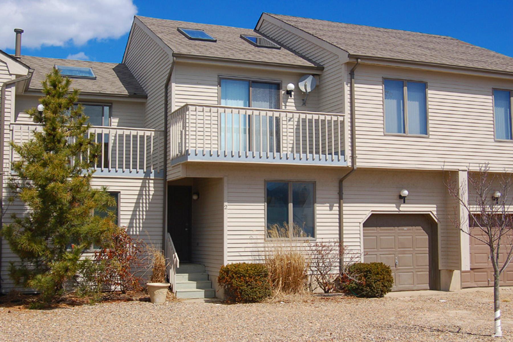 townhouses für Verkauf beim Spacious Condo With Reverse Living 1807 Grand Central Avenue, Unit #2, Lavallette, New Jersey 08735 Vereinigte Staaten