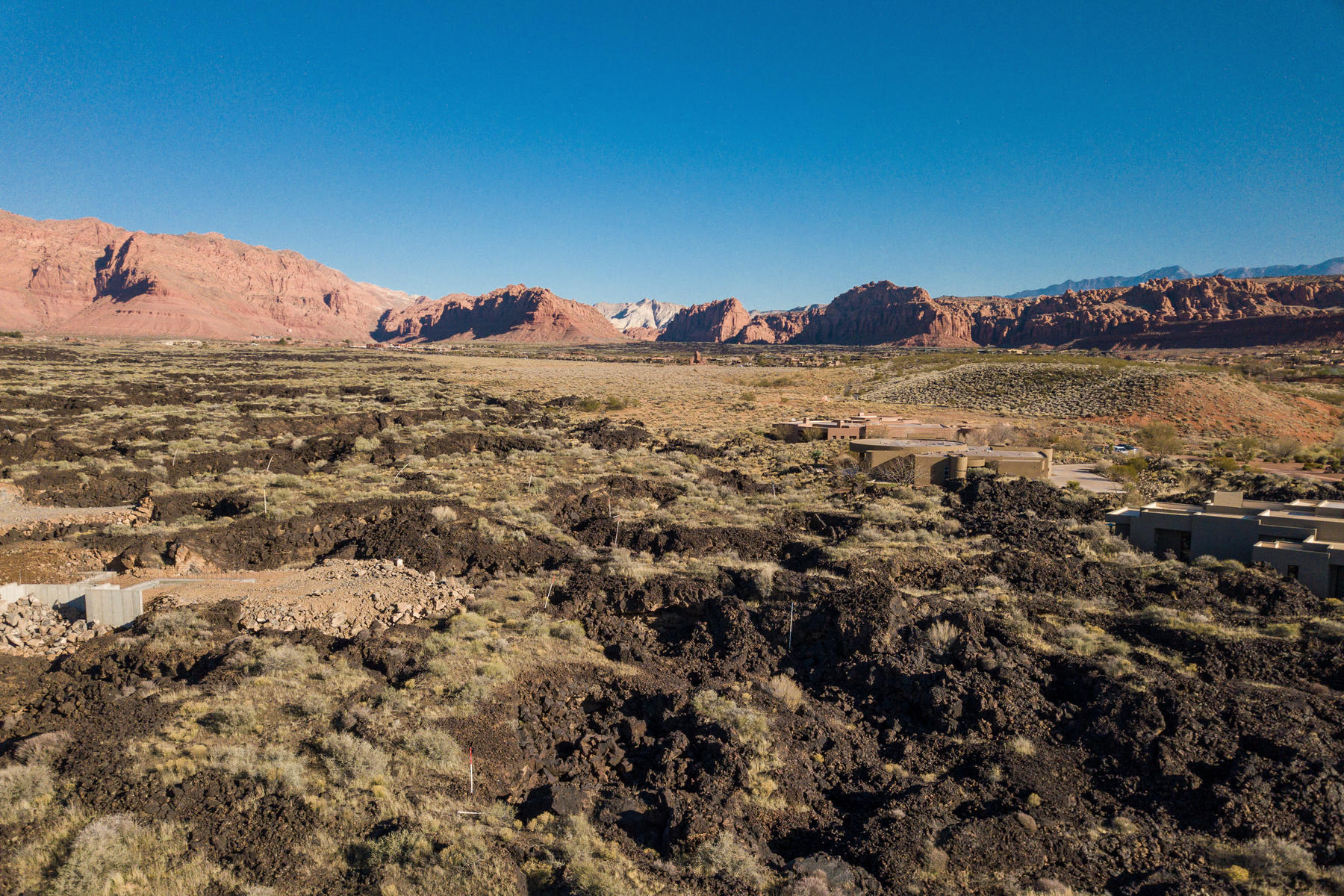 Land for Sale at Dazzling Red Rock Views 2671 Chaco Trl Lot 50 St. George, Utah 84770 United States