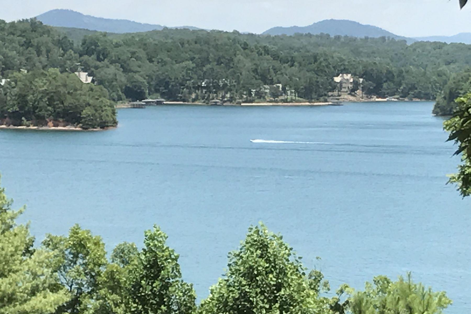 Terreno por un Venta en Waterfront Lot with Views of Lake & Mountains! JC8 Salem, Carolina Del Sur, 29676 Estados Unidos