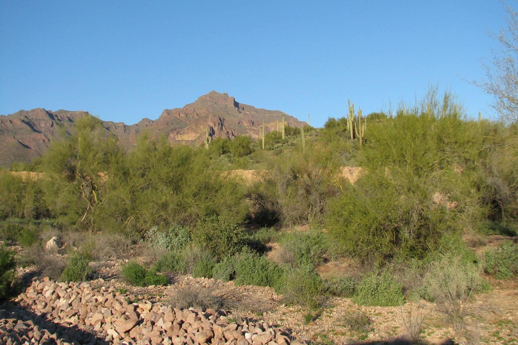 Land for Sale at 1.18 Acres Lot In The Private Gated Luxury Golf Community Of Superstition Mounta 3351 S Petroglyph Trail #33, Gold Canyon, Arizona, 85118 United States