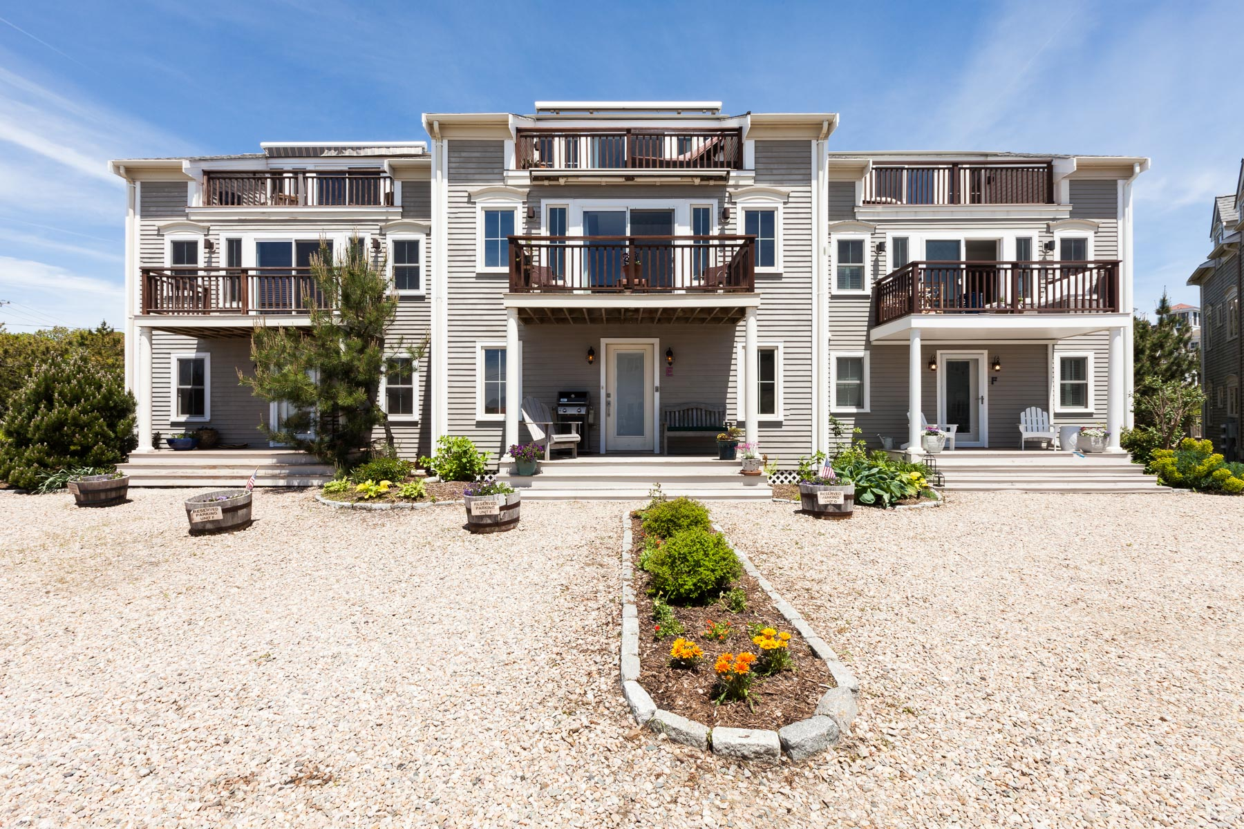 Condominium for Sale at West End Condominium with waterviews 15 Bradford Street Extension, Unit E Provincetown, Massachusetts, 02657 United States