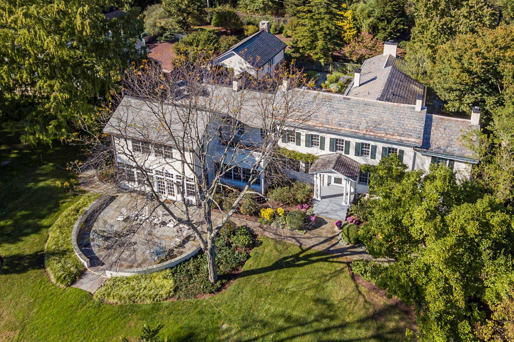Maison unifamiliale pour l Vente à Stony Brook Estate - Where History Makes a Home - Lawrence Township 4710 Province Line Road, Princeton, New Jersey 08540 États-UnisDans/Autour: Lawrence Township