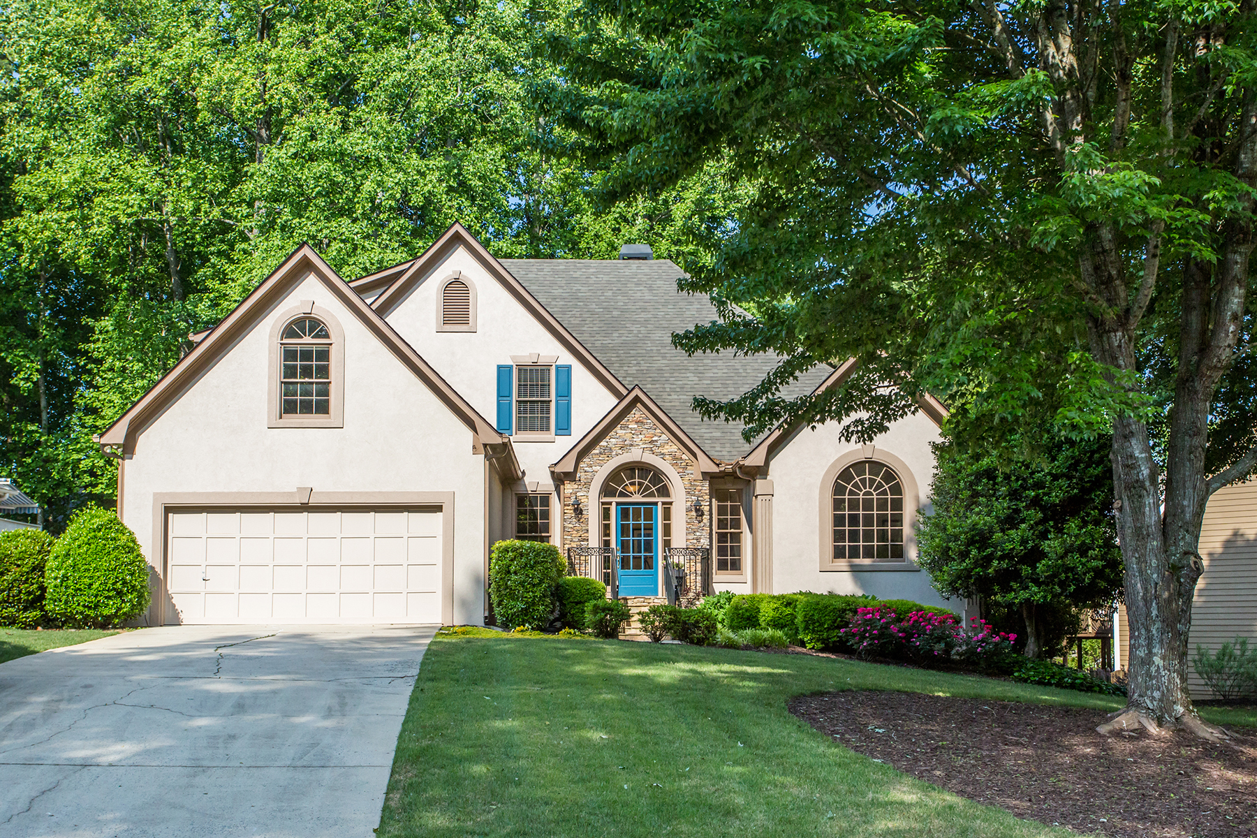 Single Family Home for Sale at Rare Price Point In Sought After Community 6435 Brookline Ct Cumming, Georgia 30040 United States