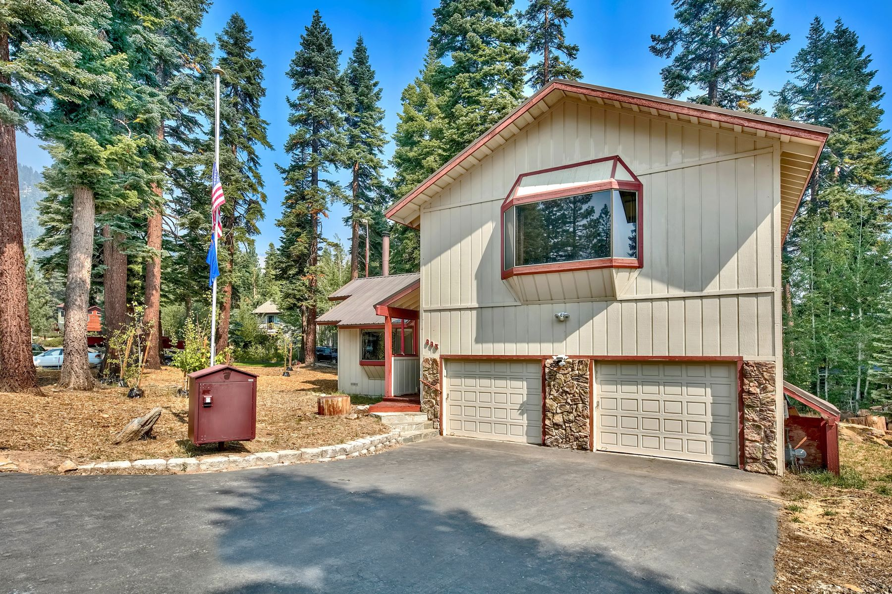 Single Family Homes for Active at Peaceful Tahoe Home 995 Tyner Way Incline Village, Nevada 89451 United States