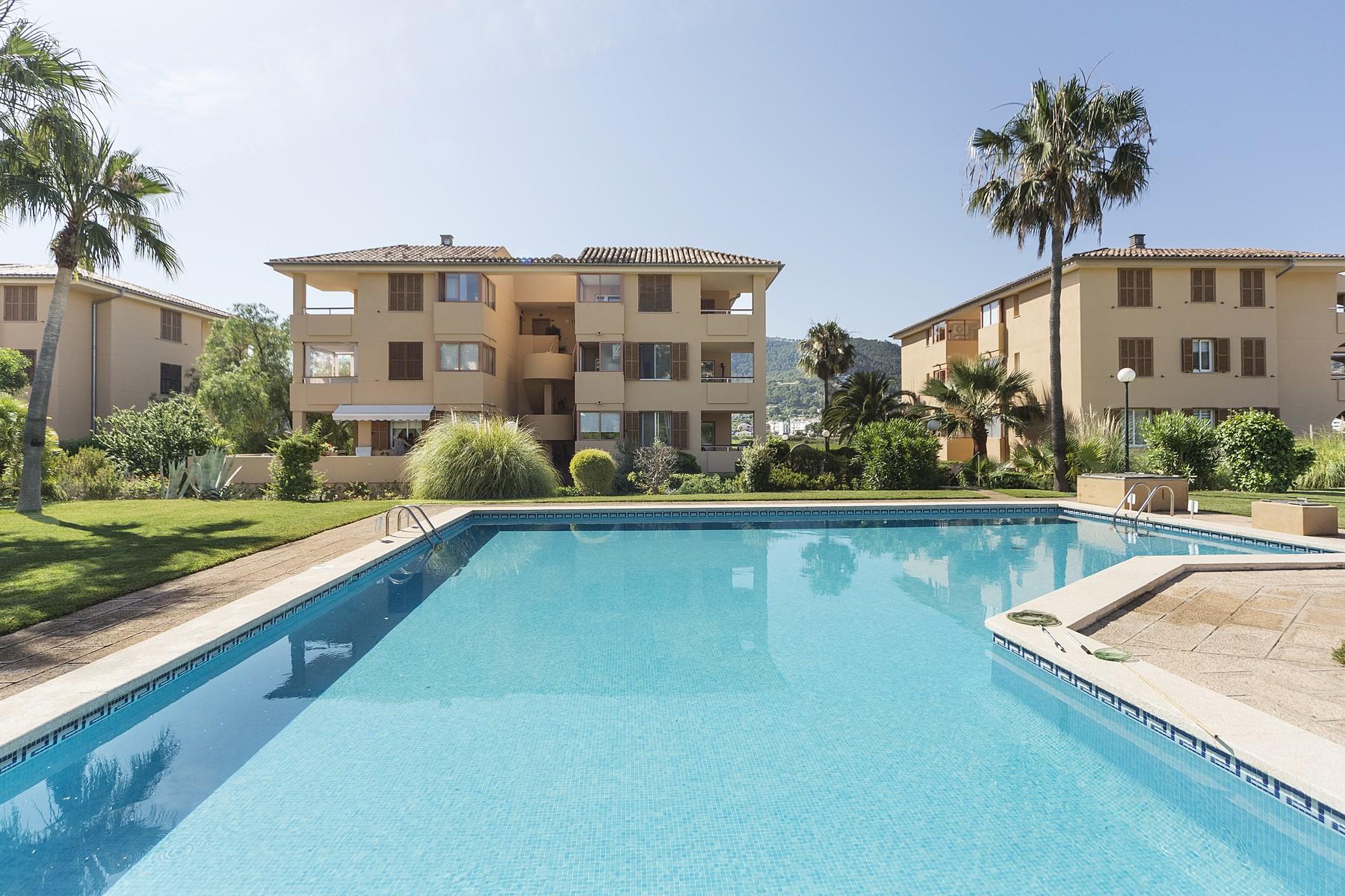 Vivienda unifamiliar por un Venta en Ático cerca de la marina de Port Andratx en venta Port Andratx, Mallorca, España