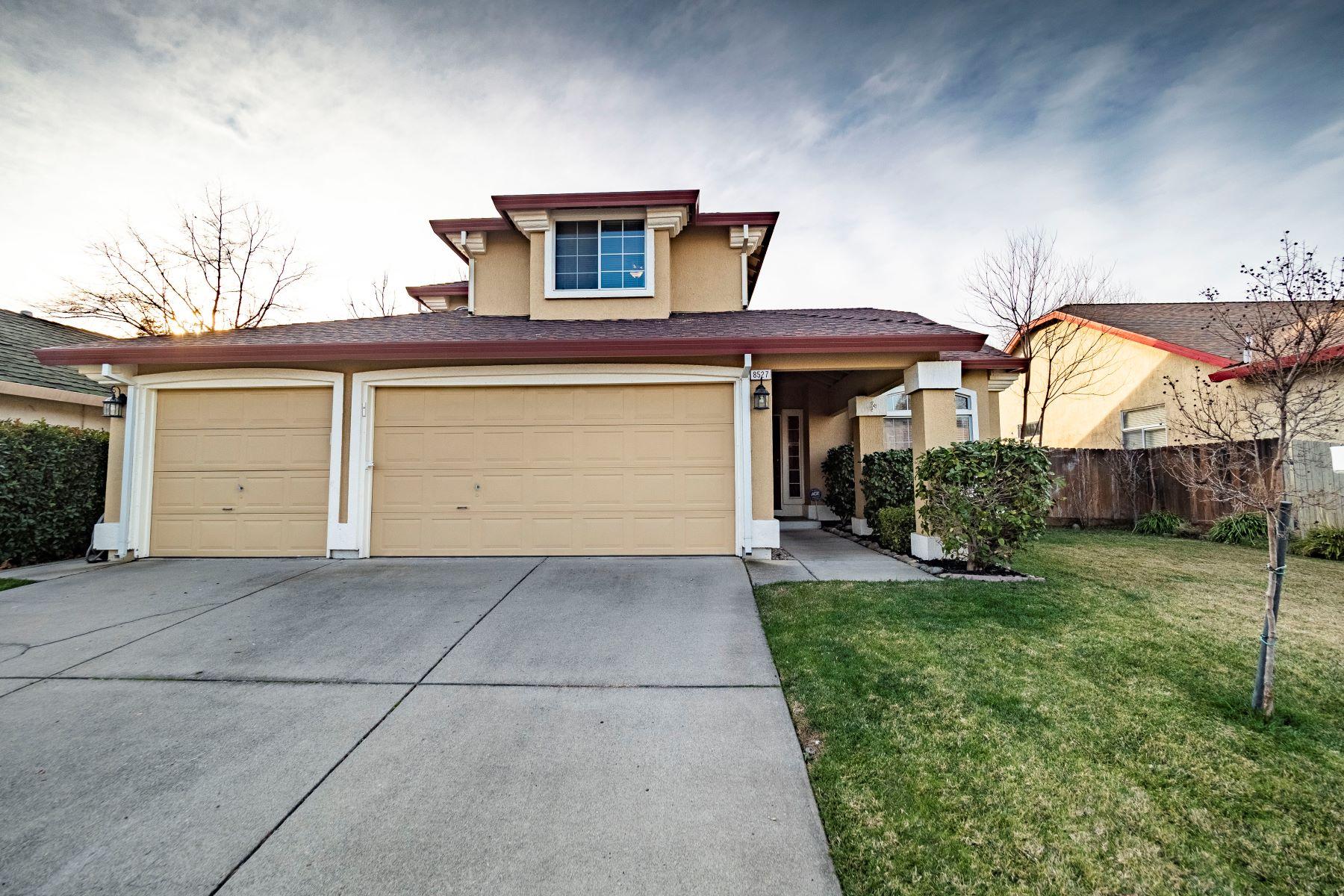 단독 가정 주택 용 매매 에 8527 Story Ridge Way, Antelope, CA 95843 8527 Story Ridge Way Antelope, 캘리포니아 95843 미국