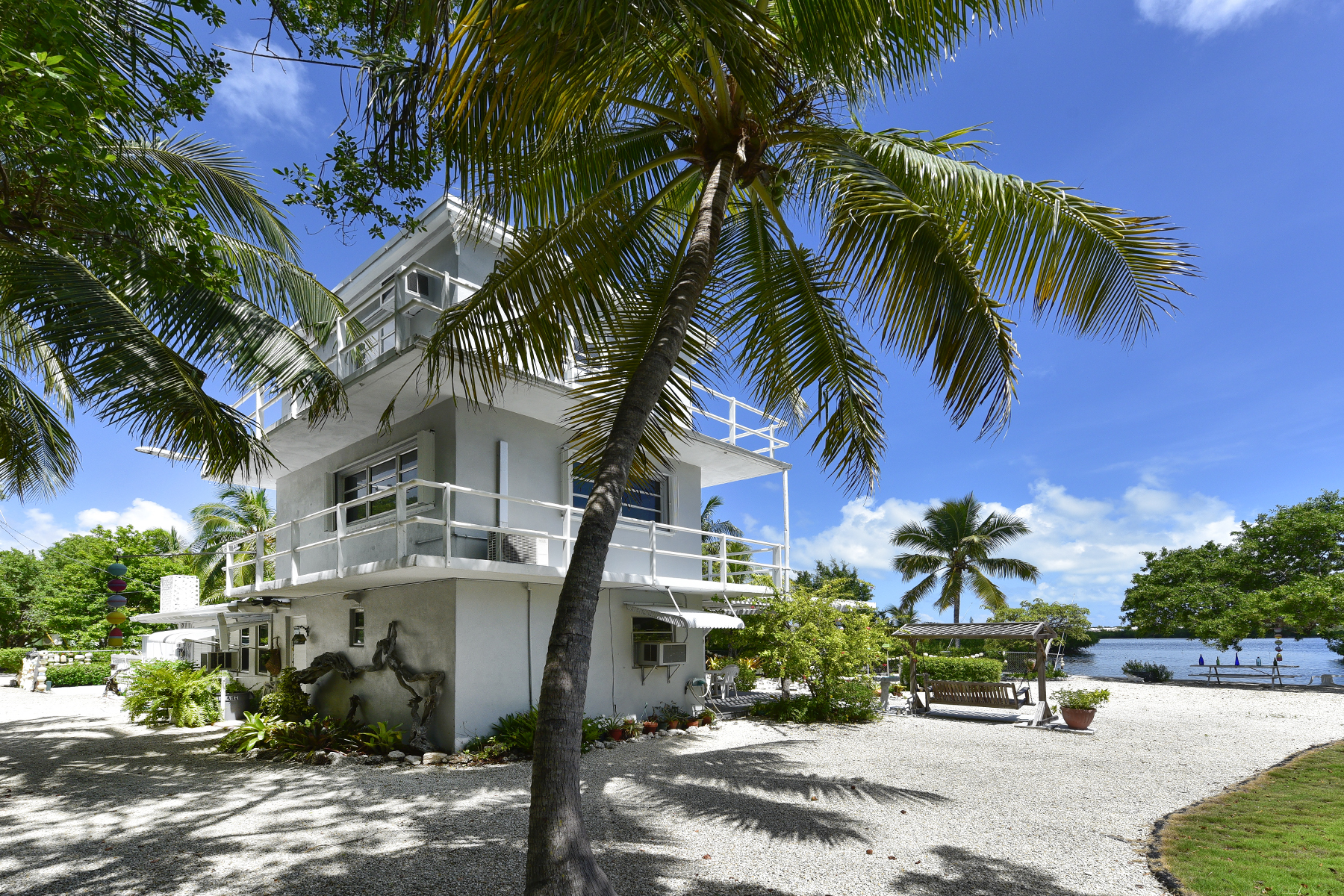 Single Family Home for Sale at Privacy & Serenity 98701 Overseas Highway, Key Largo, Florida, 33037 United States