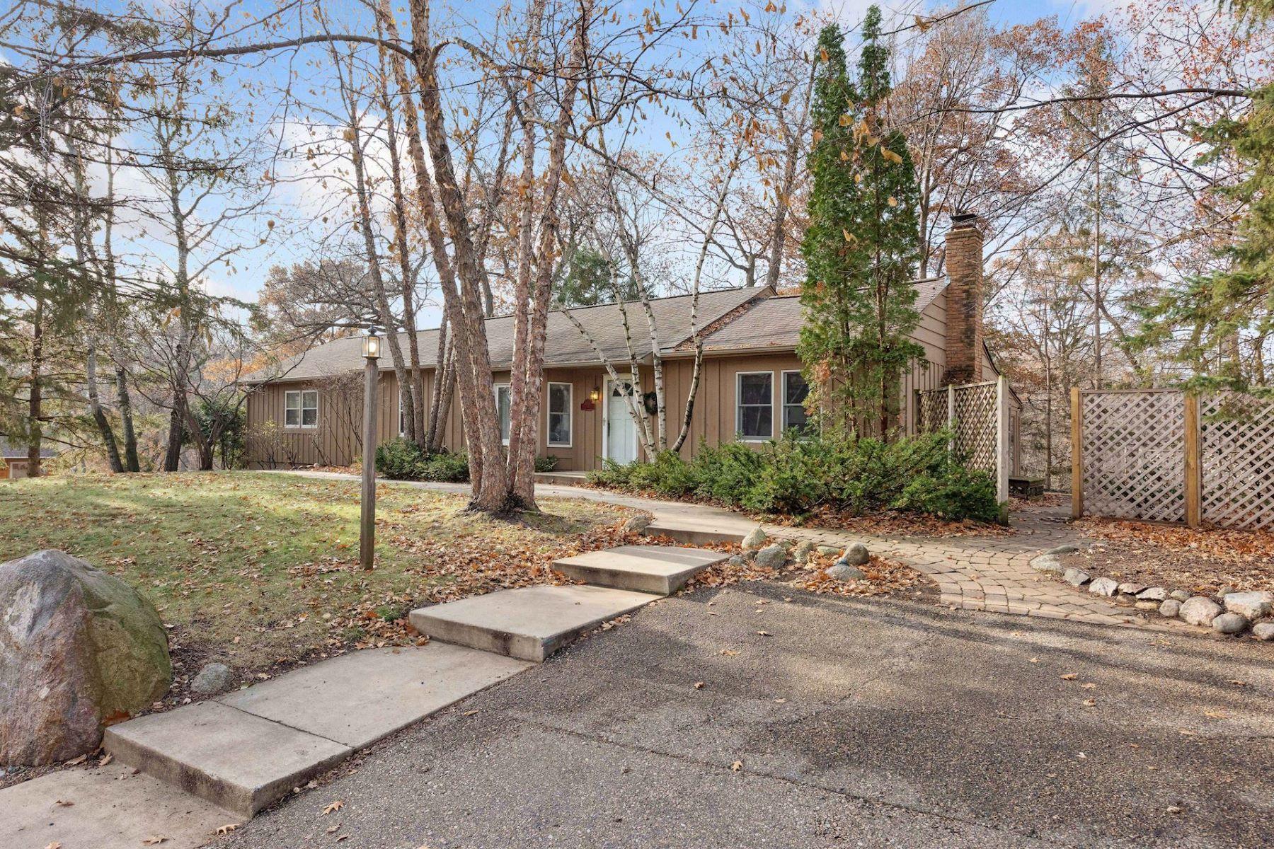 Single Family Homes for Sale at 4836 Ridge Road Minnetonka, Minnesota 55345 United States
