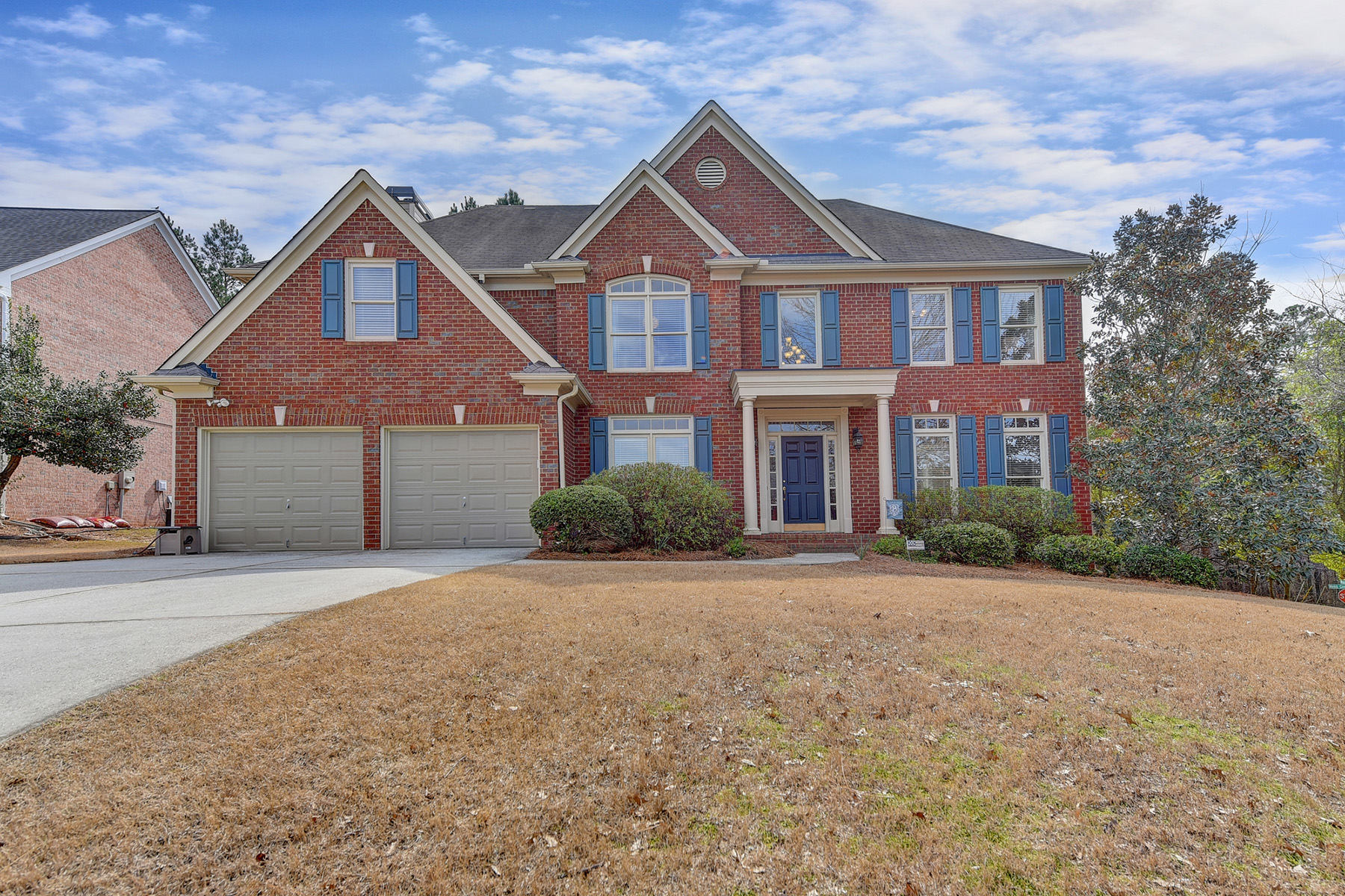 Single Family Homes for Sale at Move-in Ready John Wieland Resale In Brookwood School District! 2472 Cranmore Court Snellville, Georgia 30078 United States