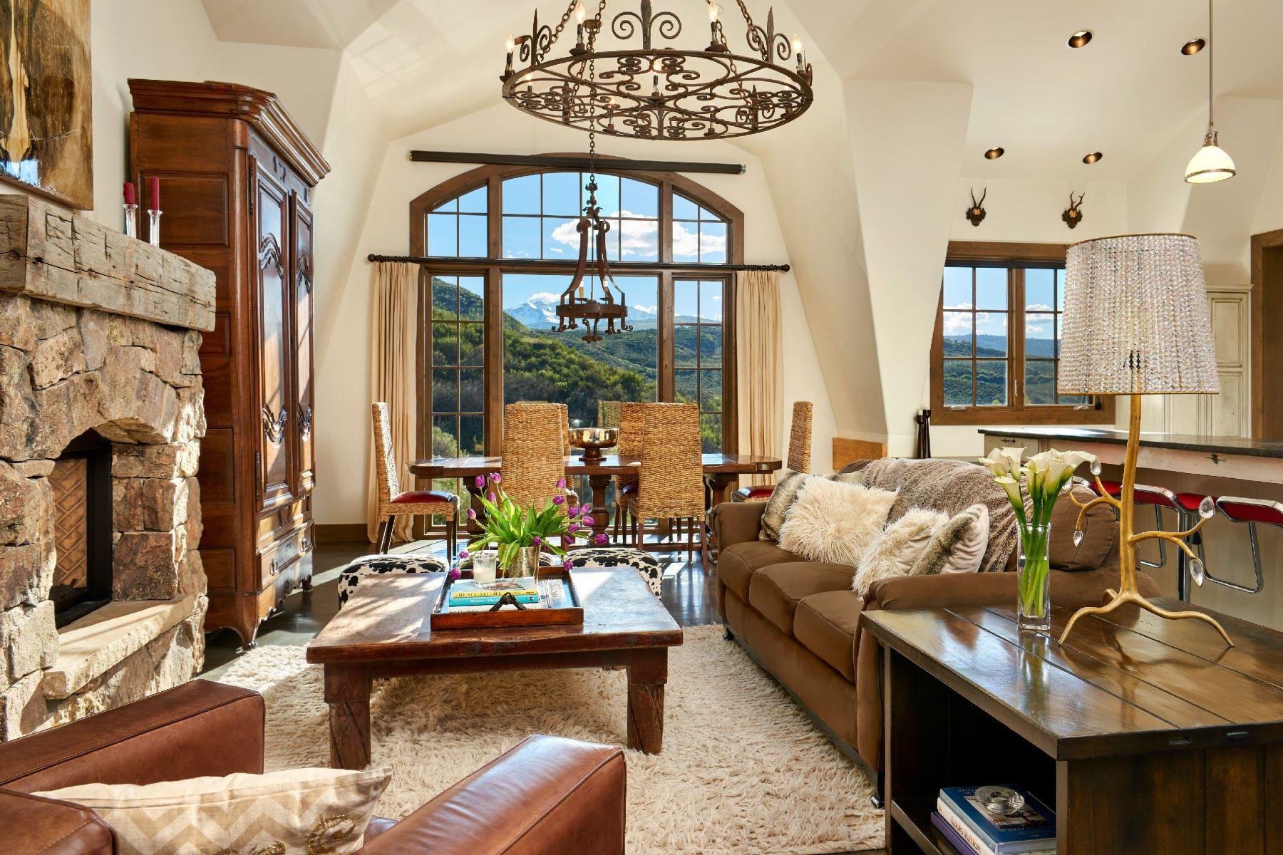 一戸建て のために 売買 アット Lazy O Ranch 2222 Lazy O Road Snowmass, コロラド, 81654 アメリカ合衆国