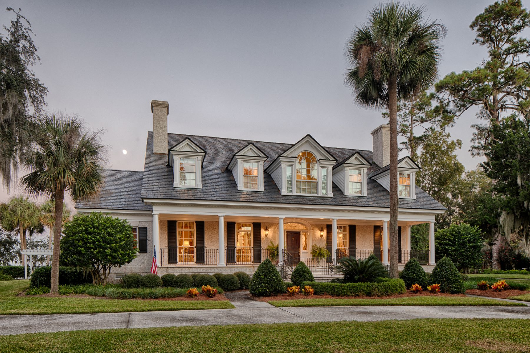 Single Family Homes للـ Sale في Skidaway Island, Georgia 31411 United States