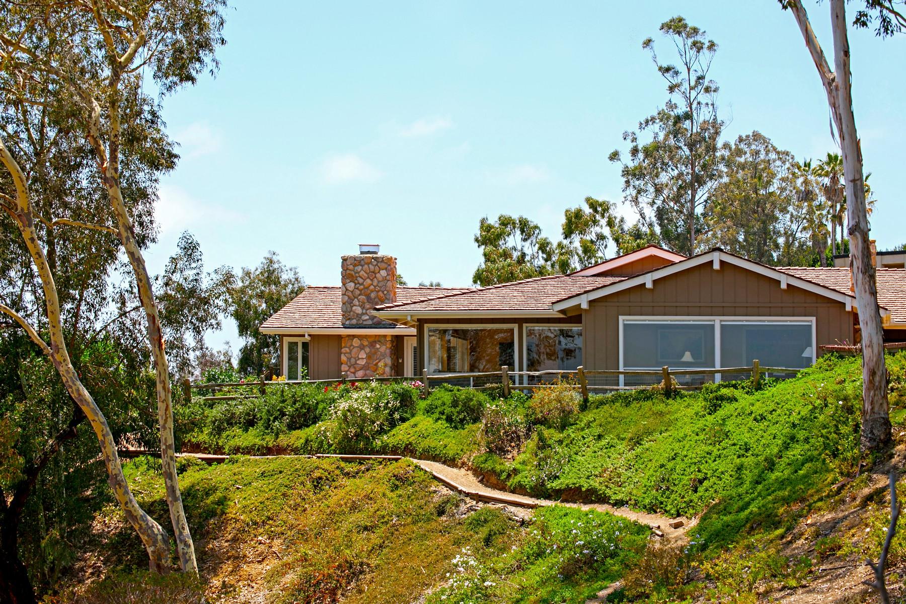 独户住宅 为 销售 在 16912 Reposa Alta Rancho Santa Fe, 加利福尼亚州, 92067 美国