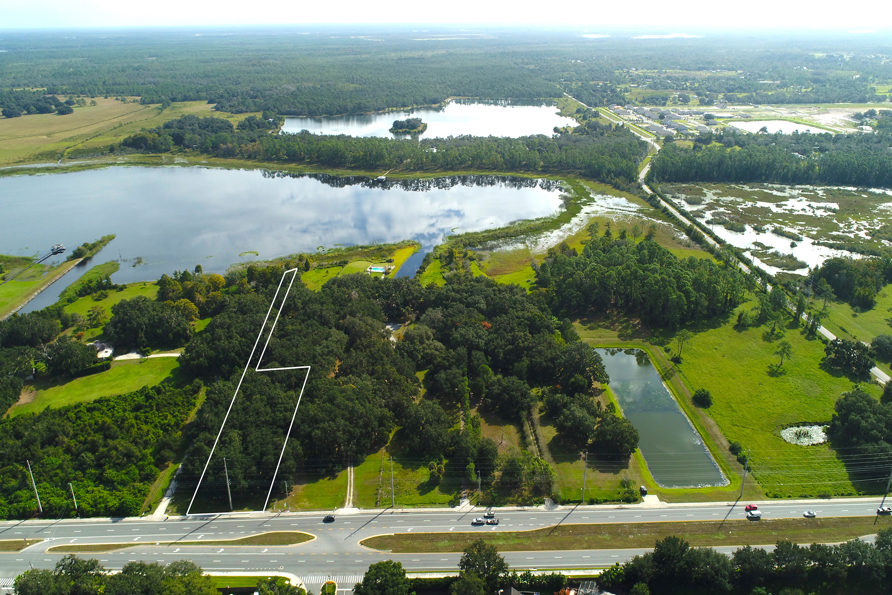 Land for Sale at SAINT CLOUD-ORLANDO N Narcoossee Rd Rd St. Cloud, Florida 34771 United States
