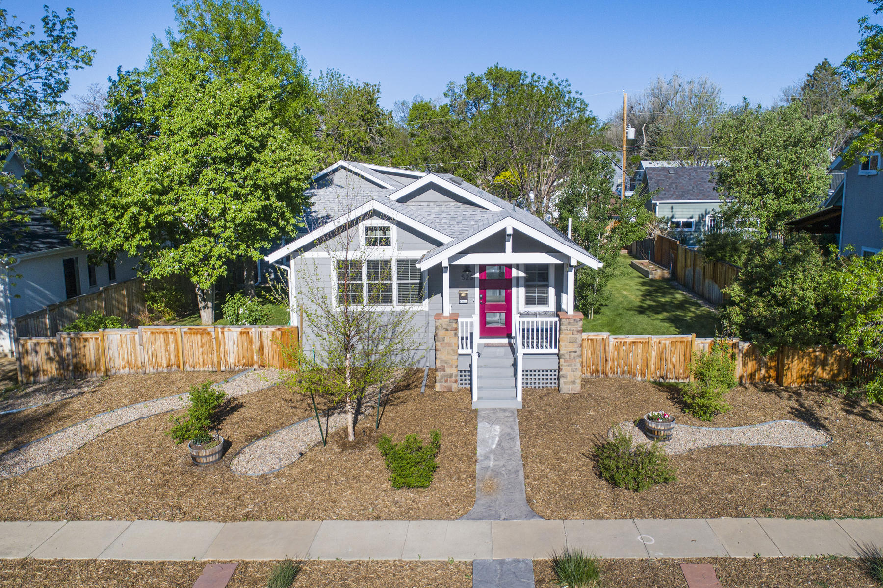 Single Family Homes for Sale at Everything That Old Town Louisville Has To Offer 523 Jefferson Ave Louisville, Colorado 80027 United States