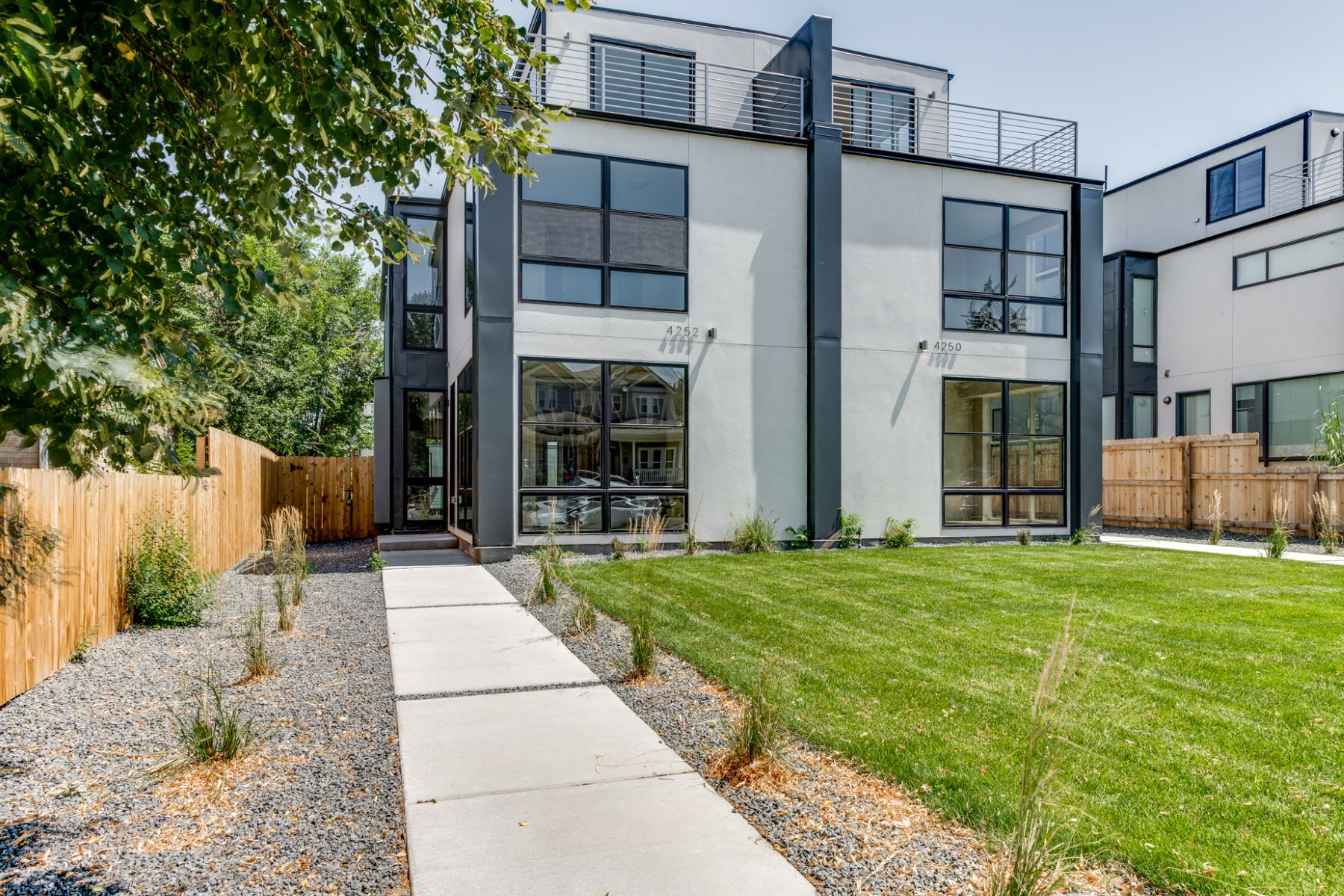Townhouse for Active at 4252 Osage Street 4252 Osage St Denver, Colorado 80211 United States
