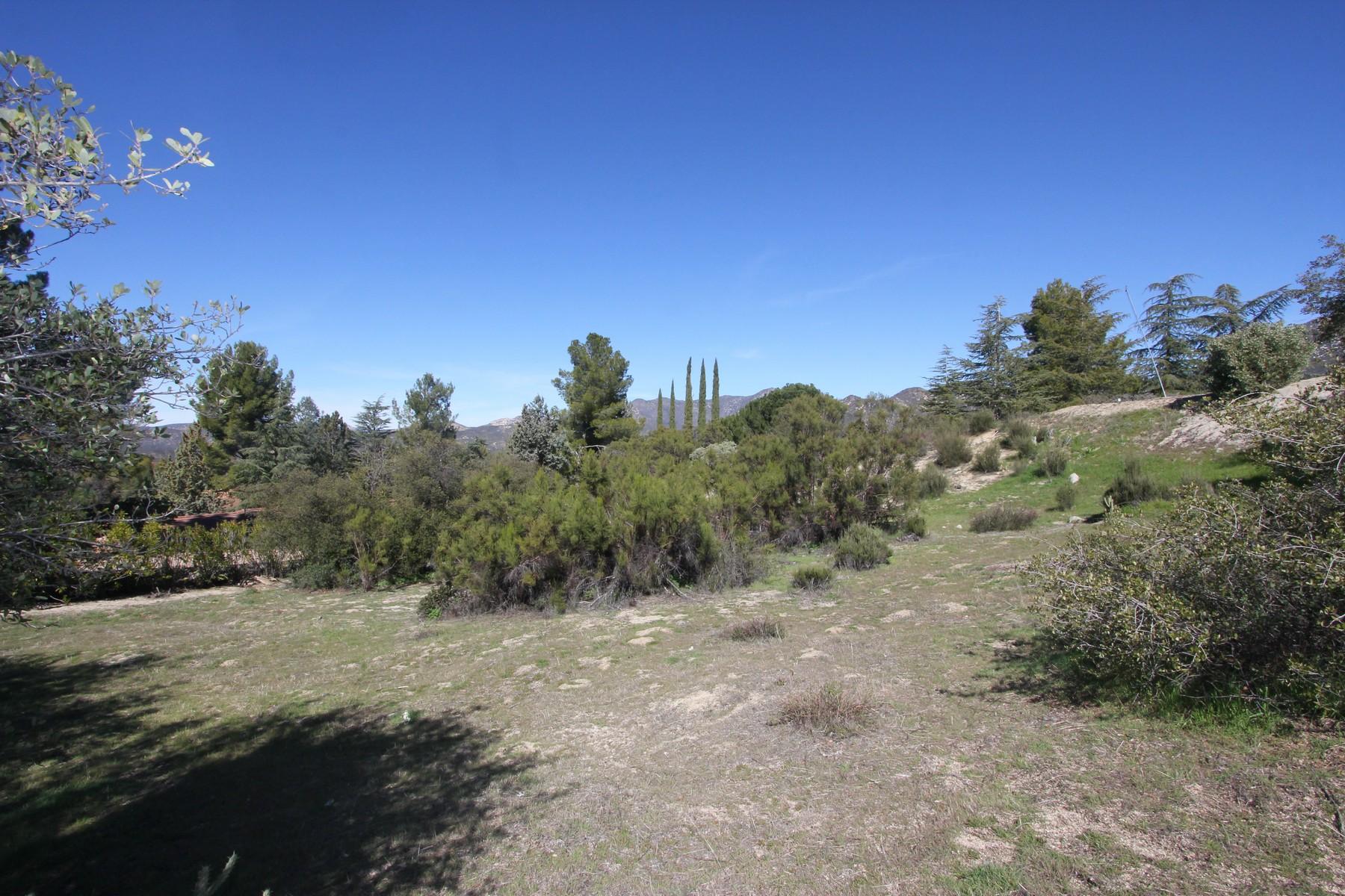 Terrain pour l Vente à 31310 Camino Chico Warner Springs, Californie, 92086 États-Unis