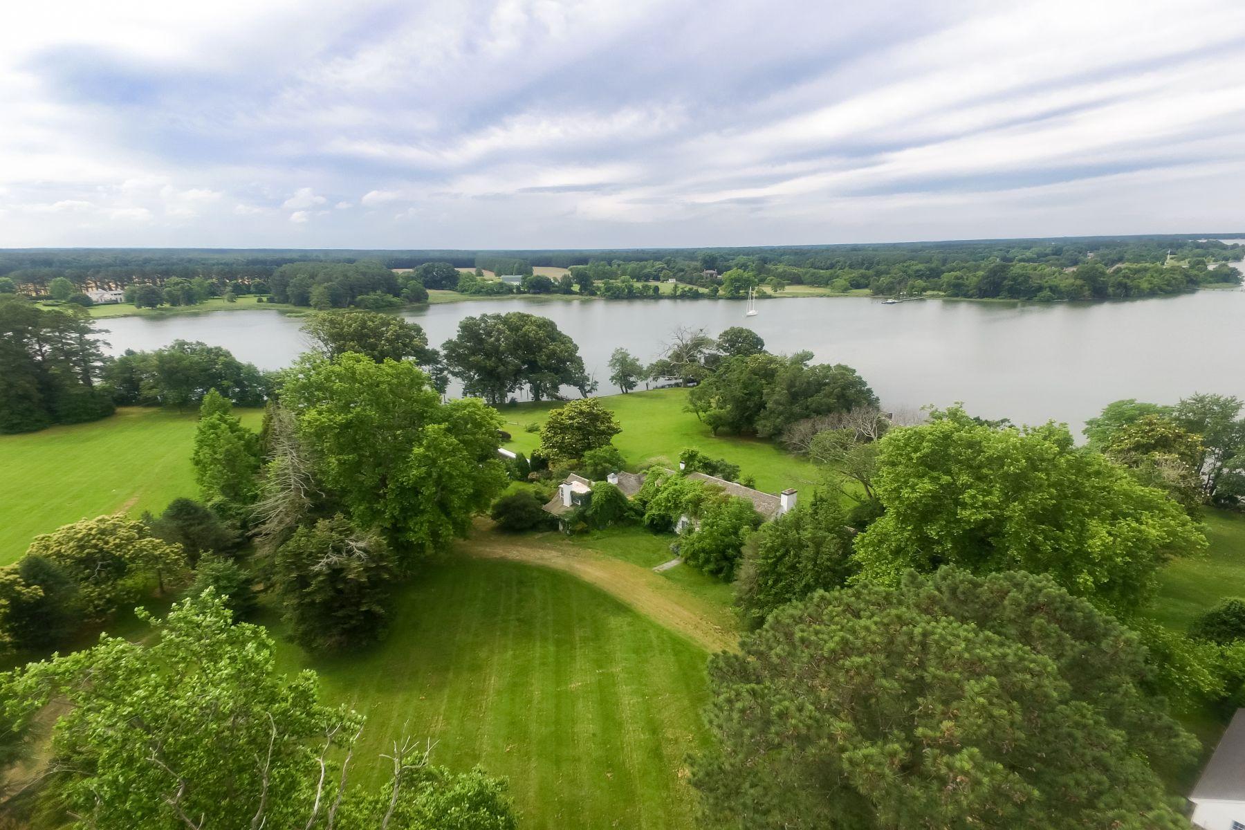 獨棟家庭住宅 為 出售 在 9729 Fairview Point Lane, Easton 9729 Fairview Point Ln Easton, 馬里蘭州, 21601 美國