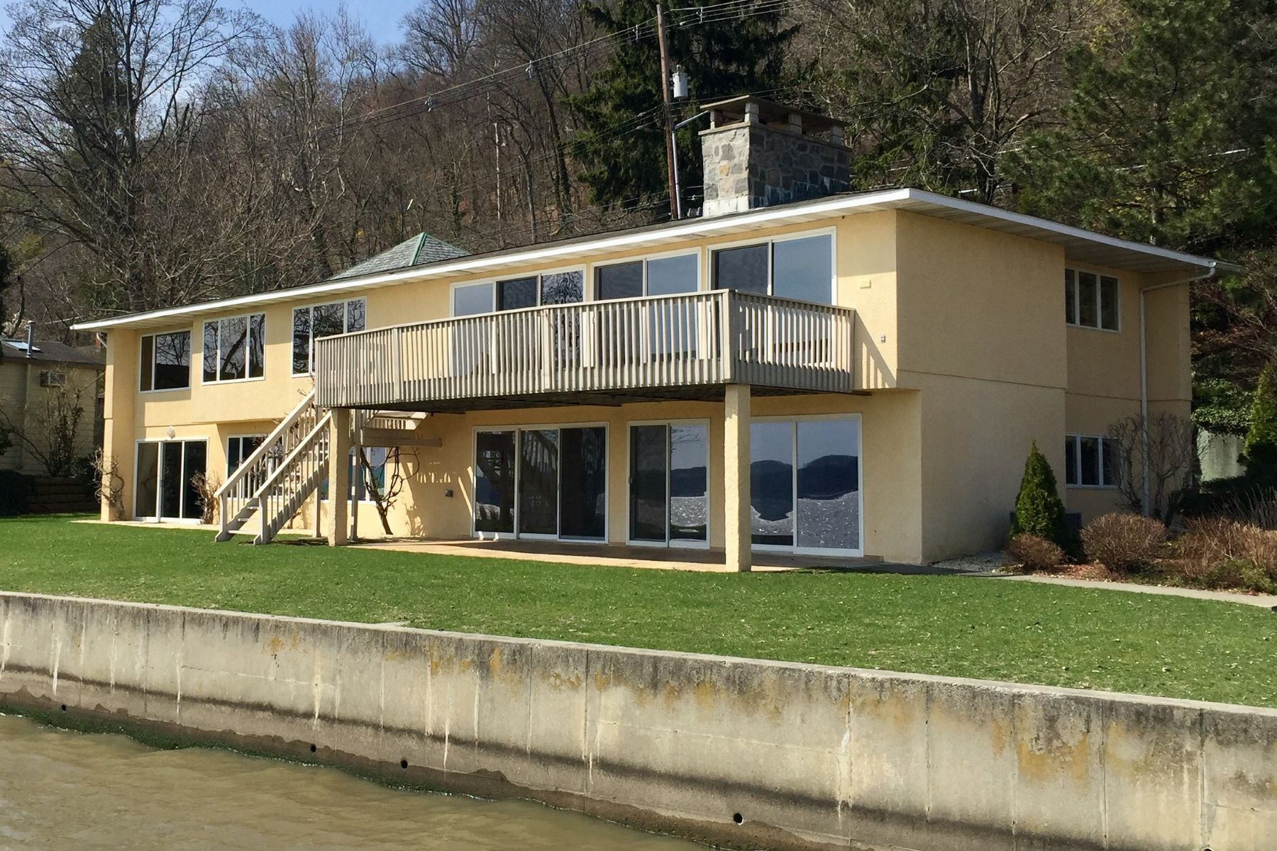 "Single Family Home for Sale at ""The Golden Oak"" 186 River Road Grandview, New York 10960 United States"
