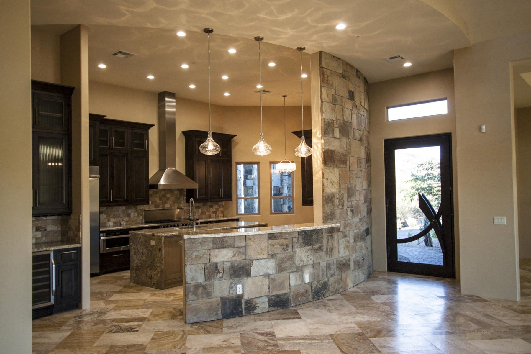 sales property at New Mid Century Warm Contemporary Custom Home