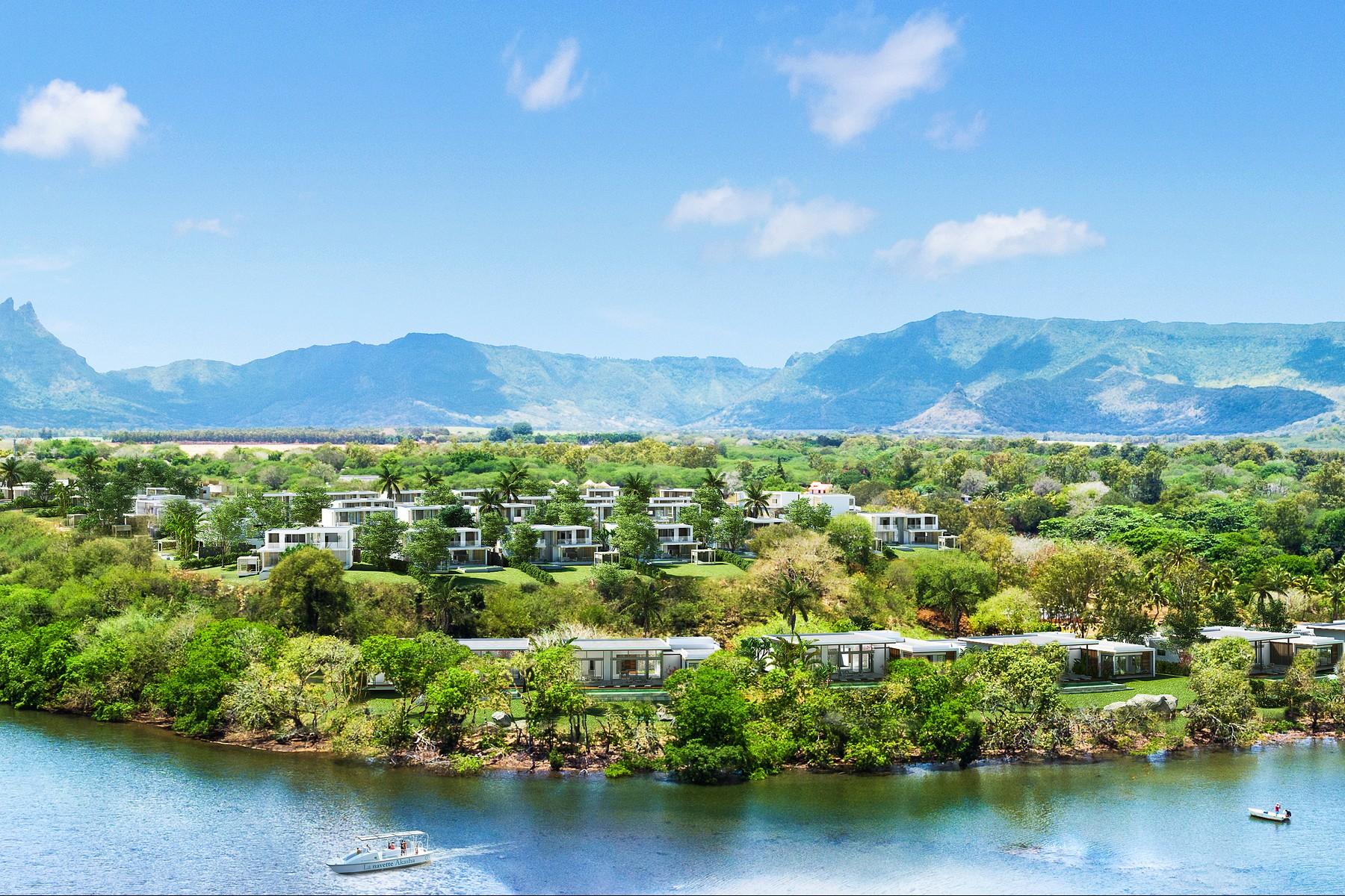 Other Residential Homes pour l Vente à Akasha - Mangrove Villas Tamarin, Black River Maurice