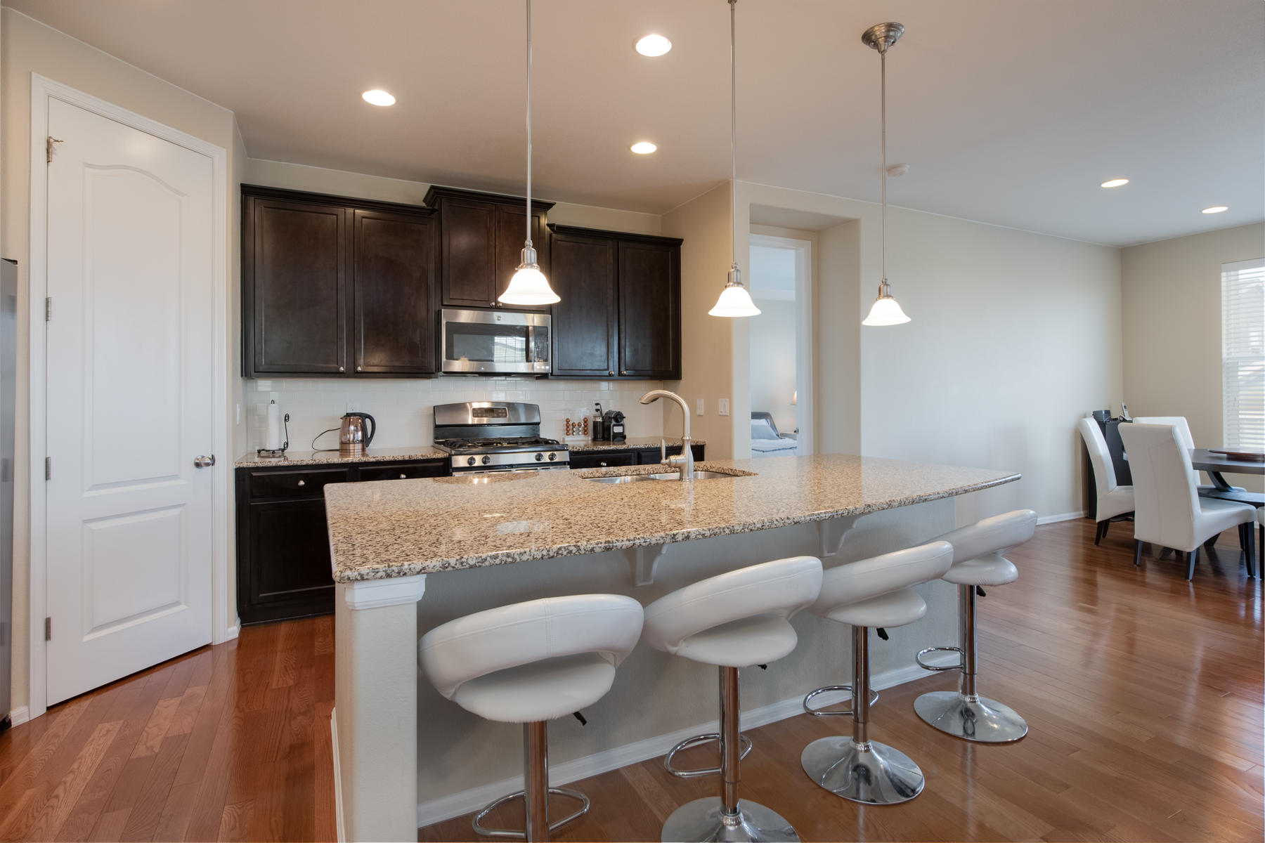 """Additional photo for property listing at This charming home features a dream kitchen with 42"""" birch cabinetry 19721 W 59th Ave Golden, Colorado 80403 United States"""