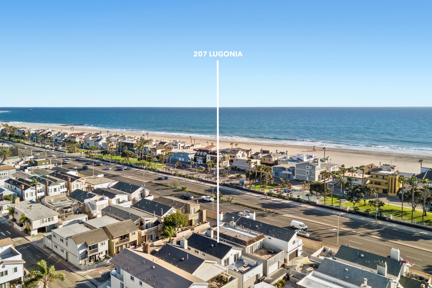 Single Family Homes for Sale at 207 Lugonia Street Newport Beach, California 92663 United States