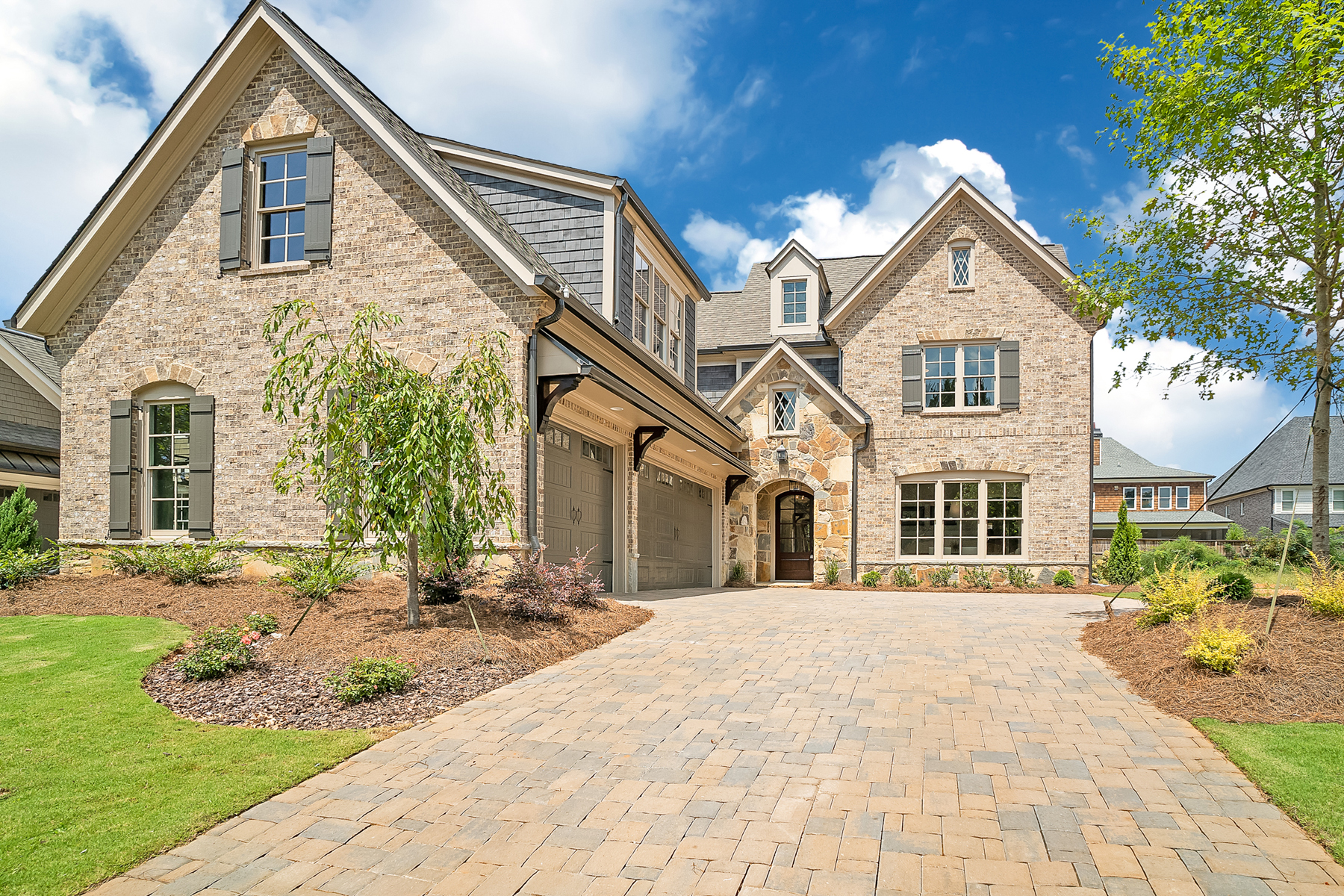Single Family Home for Sale at Luxury New Construction In The Heart Of East Cobb 4596 Oakside Point Marietta, Georgia 30067 United States