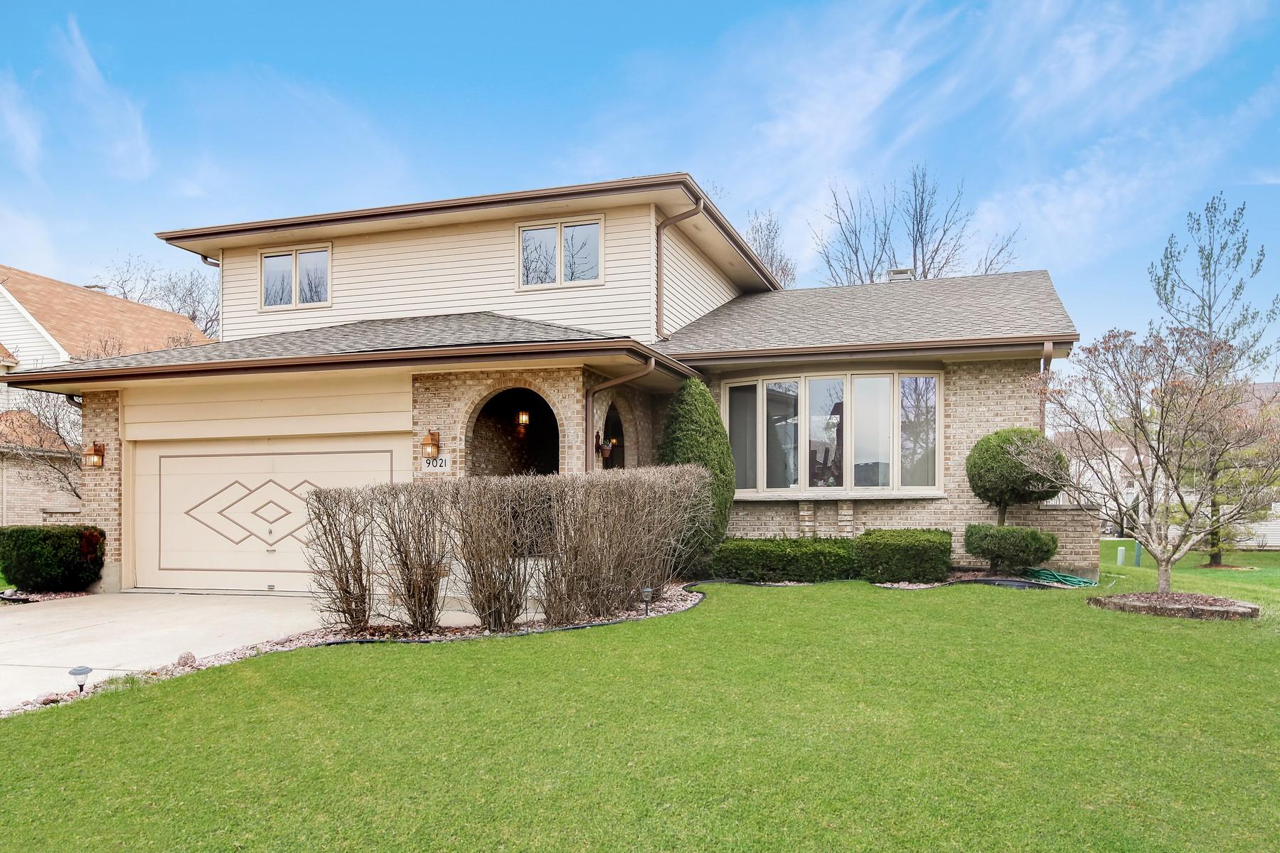 獨棟家庭住宅 為 出售 在 9021 Hampstead 9021 Hampstead Ct. Woodridge, 伊利諾斯州, 60517 美國