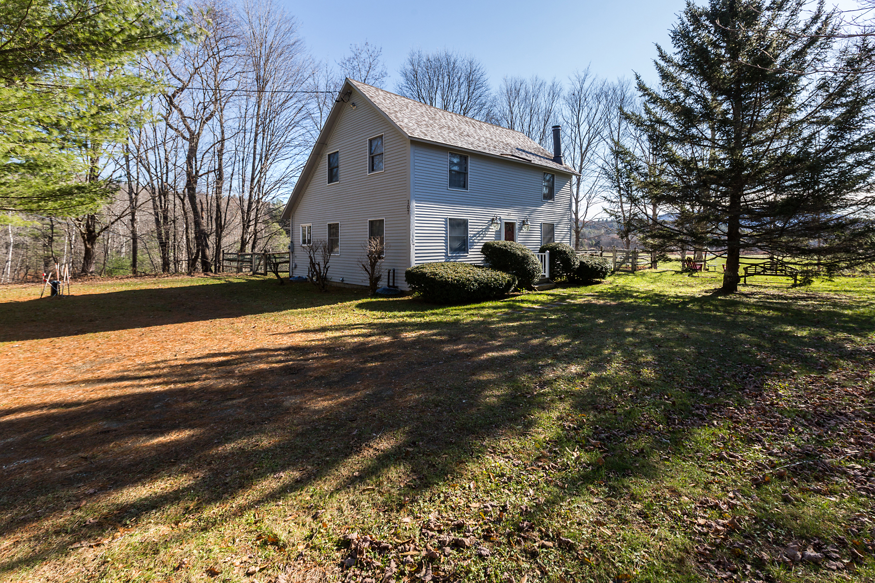 Single Family Home for Sale at The Barn House 107 Vt Route 100 Weston, Vermont 05161 United States
